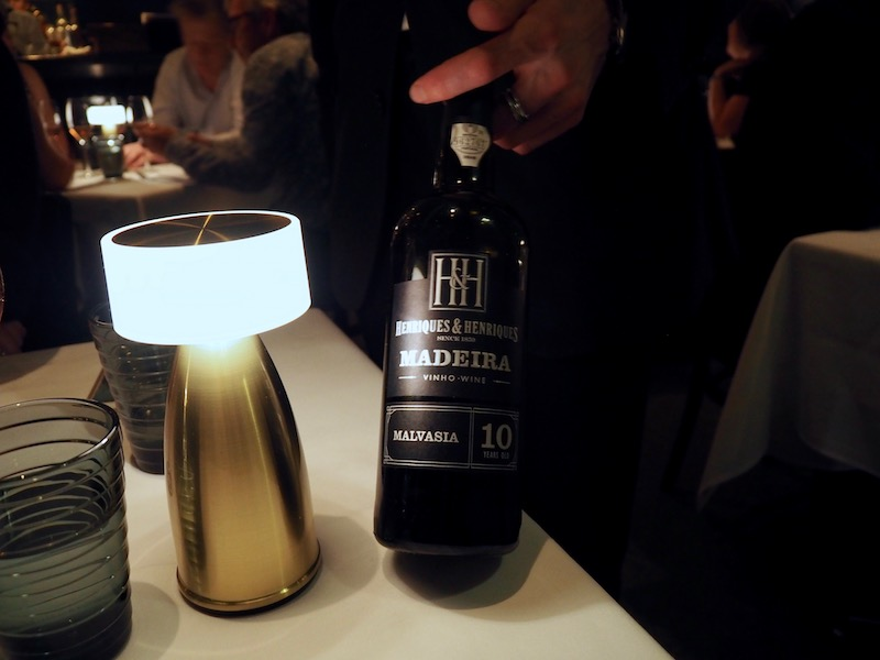 Henriques & Henriques Malvasia 10 Year, Madeira, Portugal