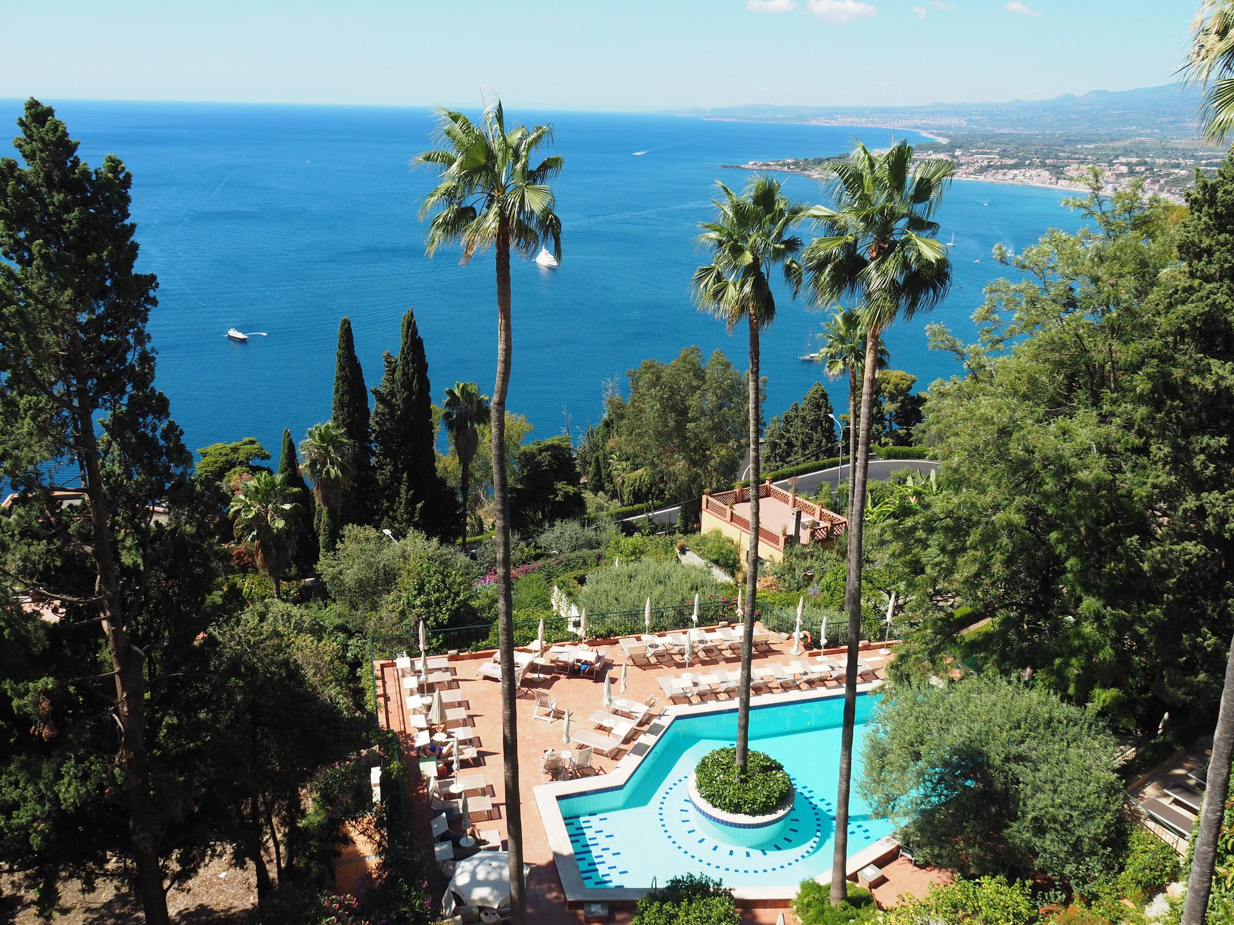 Villa Hotel Belvedere Taormina Travel Guide