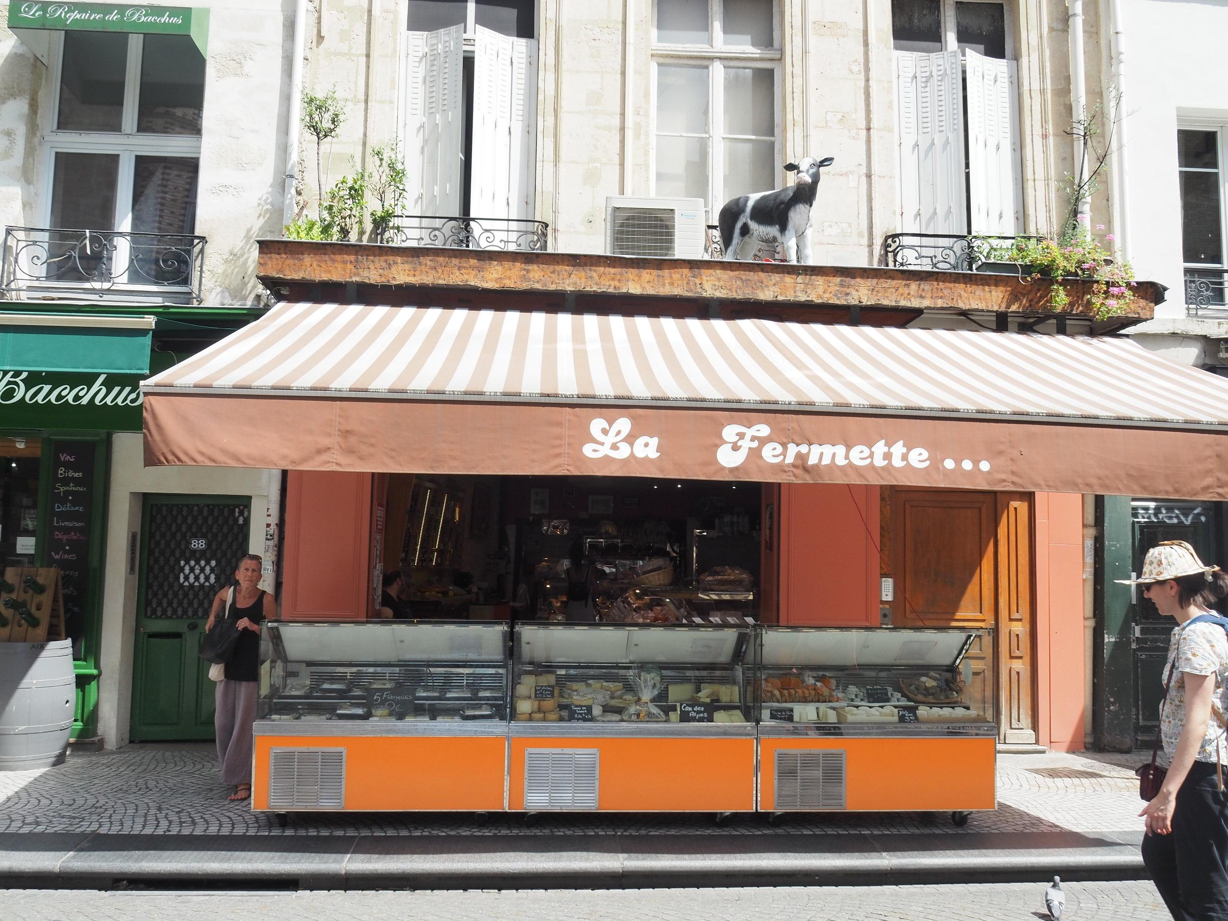 Le Fermette Paris