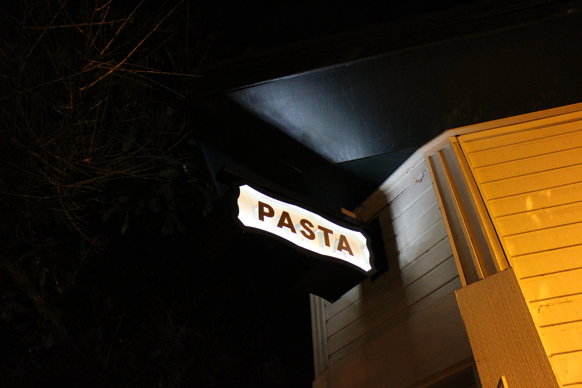 Ask for Luigi Vancouver Canada Pasta