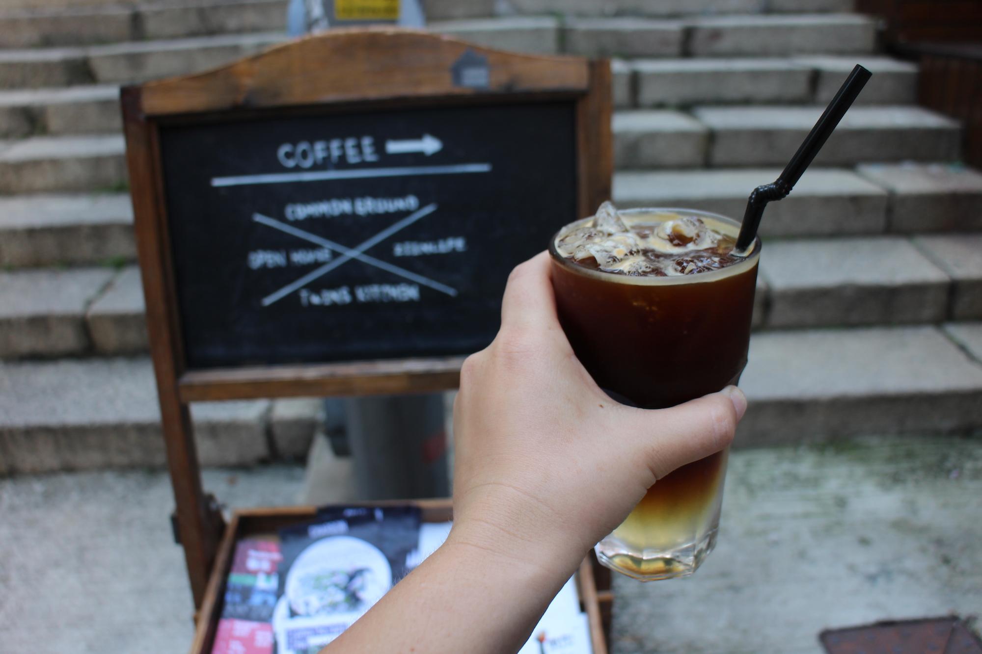 Common Ground Hong Kong coffee