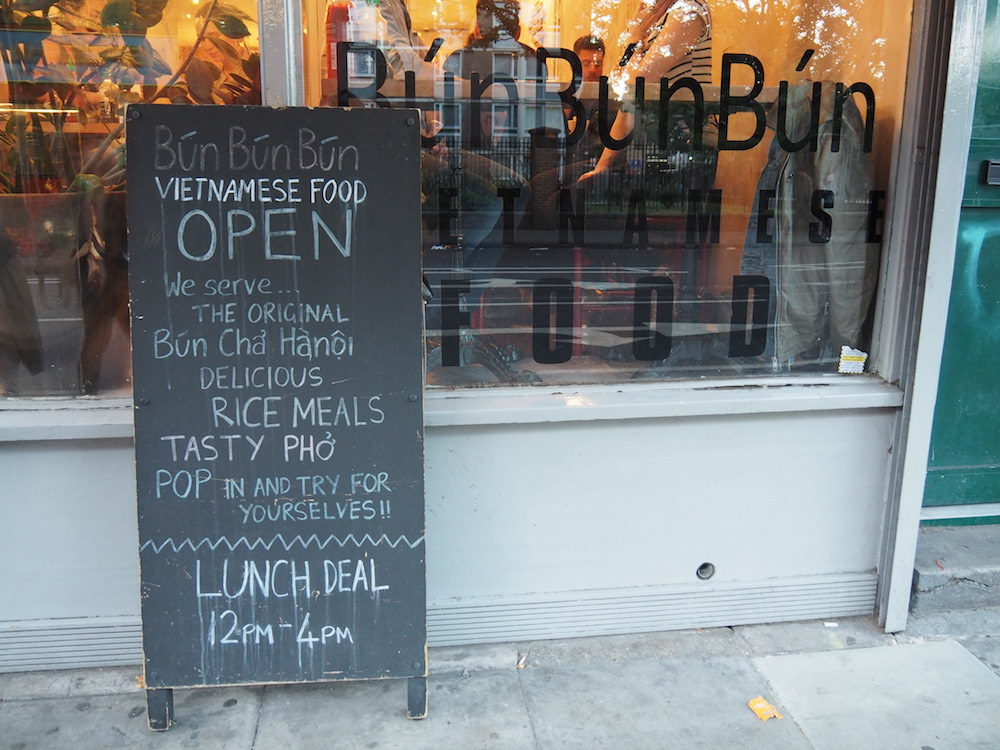 Bunbunbun Shoreditch London United Kingdom