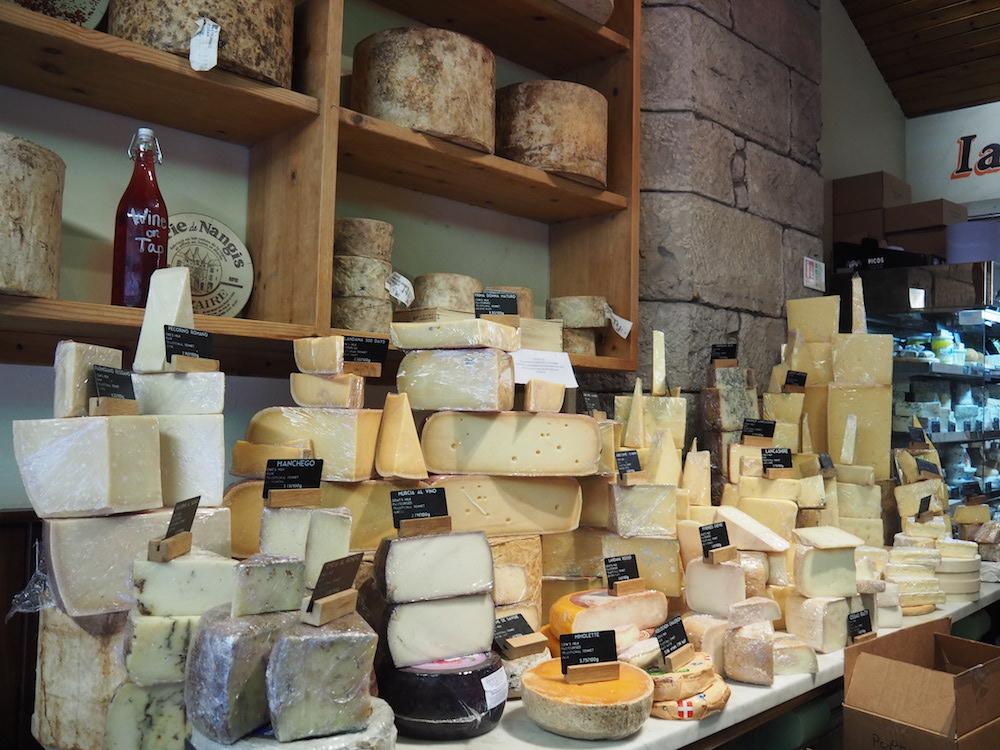 Iain Mellis Cheesemonger Edinburgh
