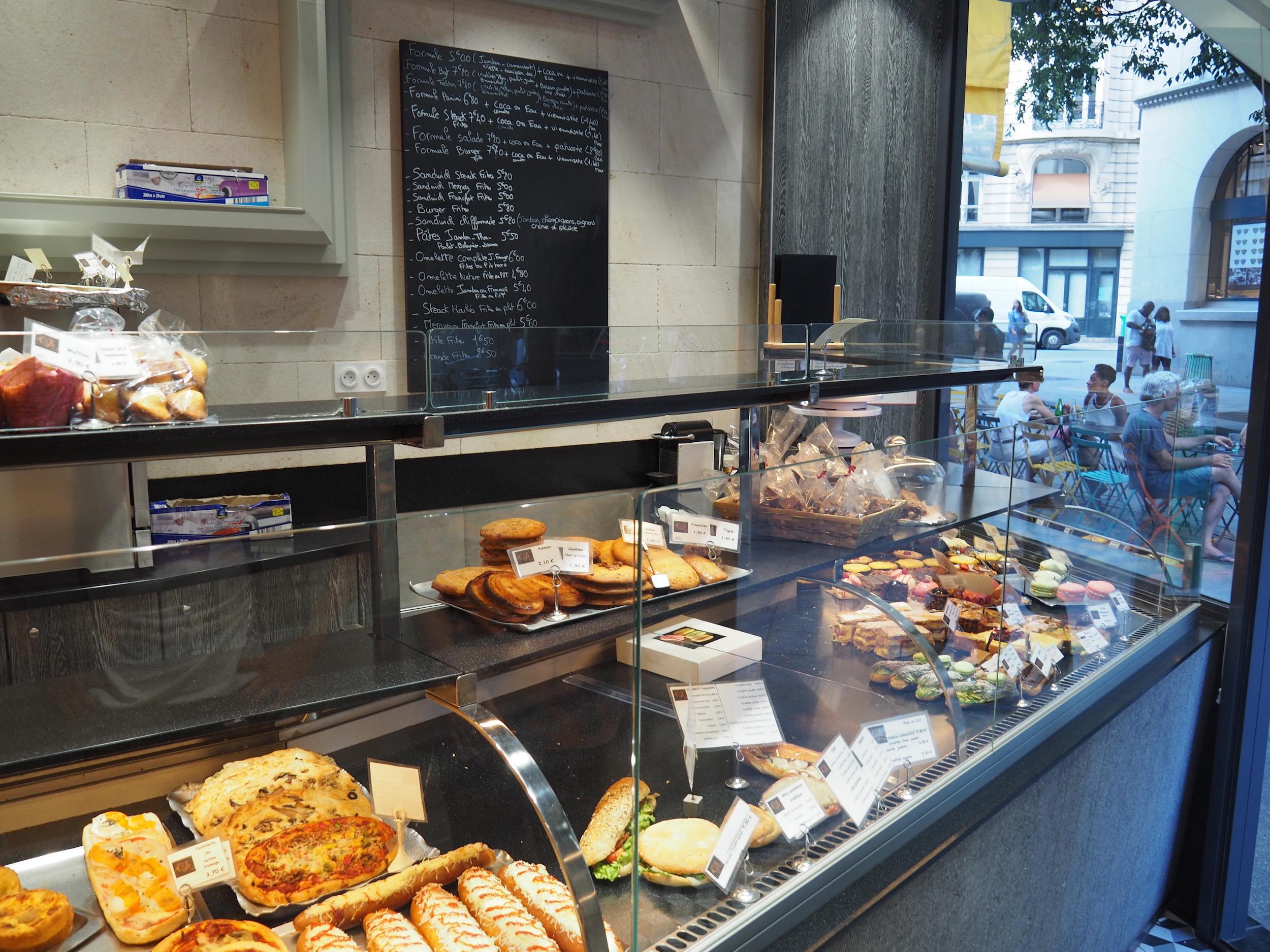 Colin Regis bakery patisserie