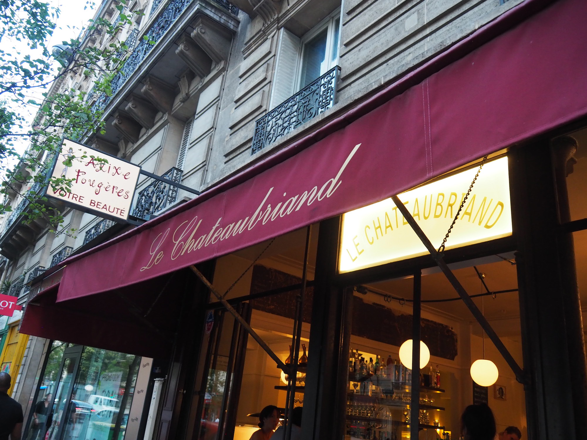 Le Chateaubriand Paris