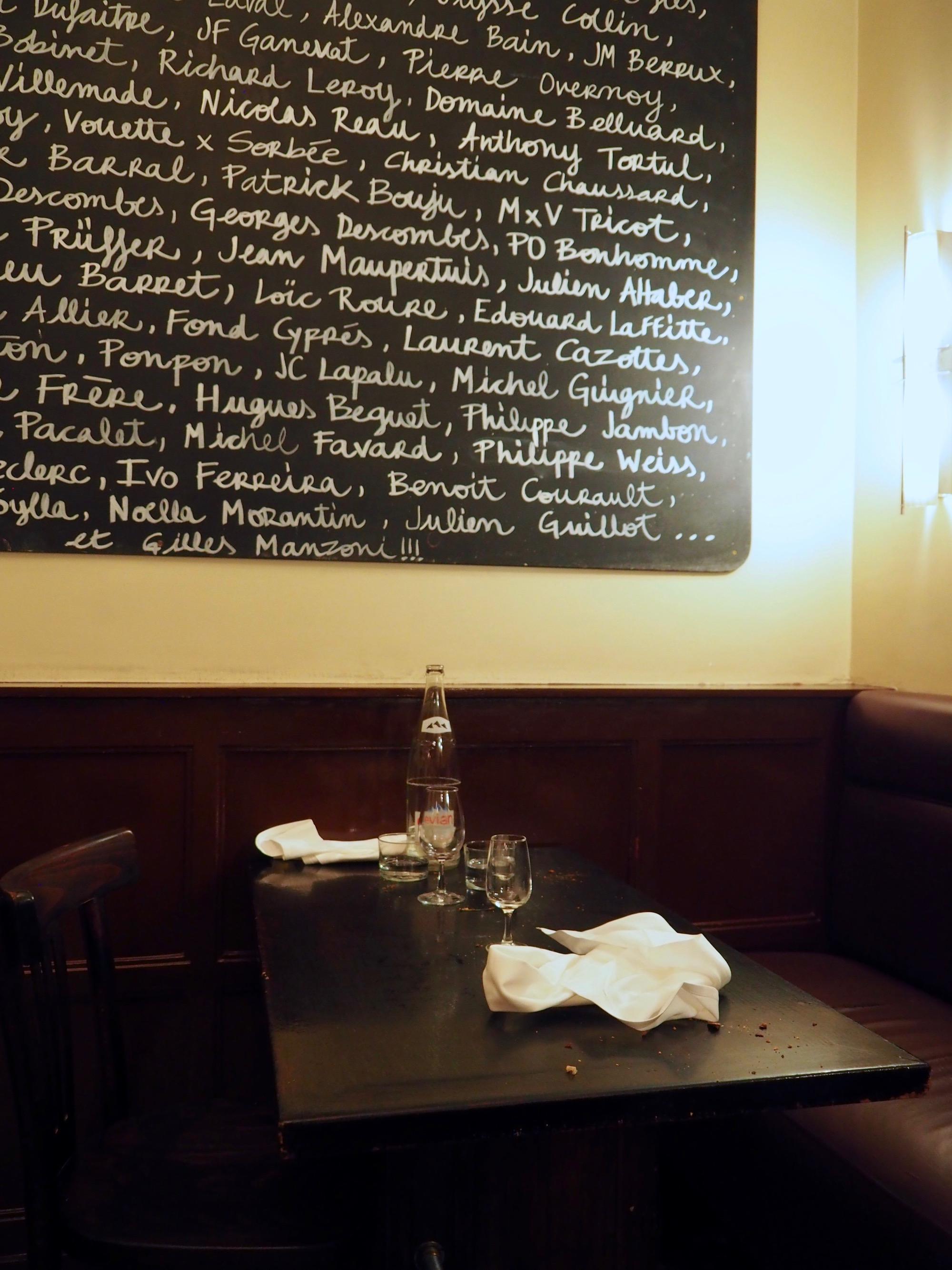 Lea Chateaubriand Paris