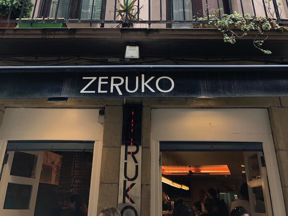 Zeruko San Sebastian