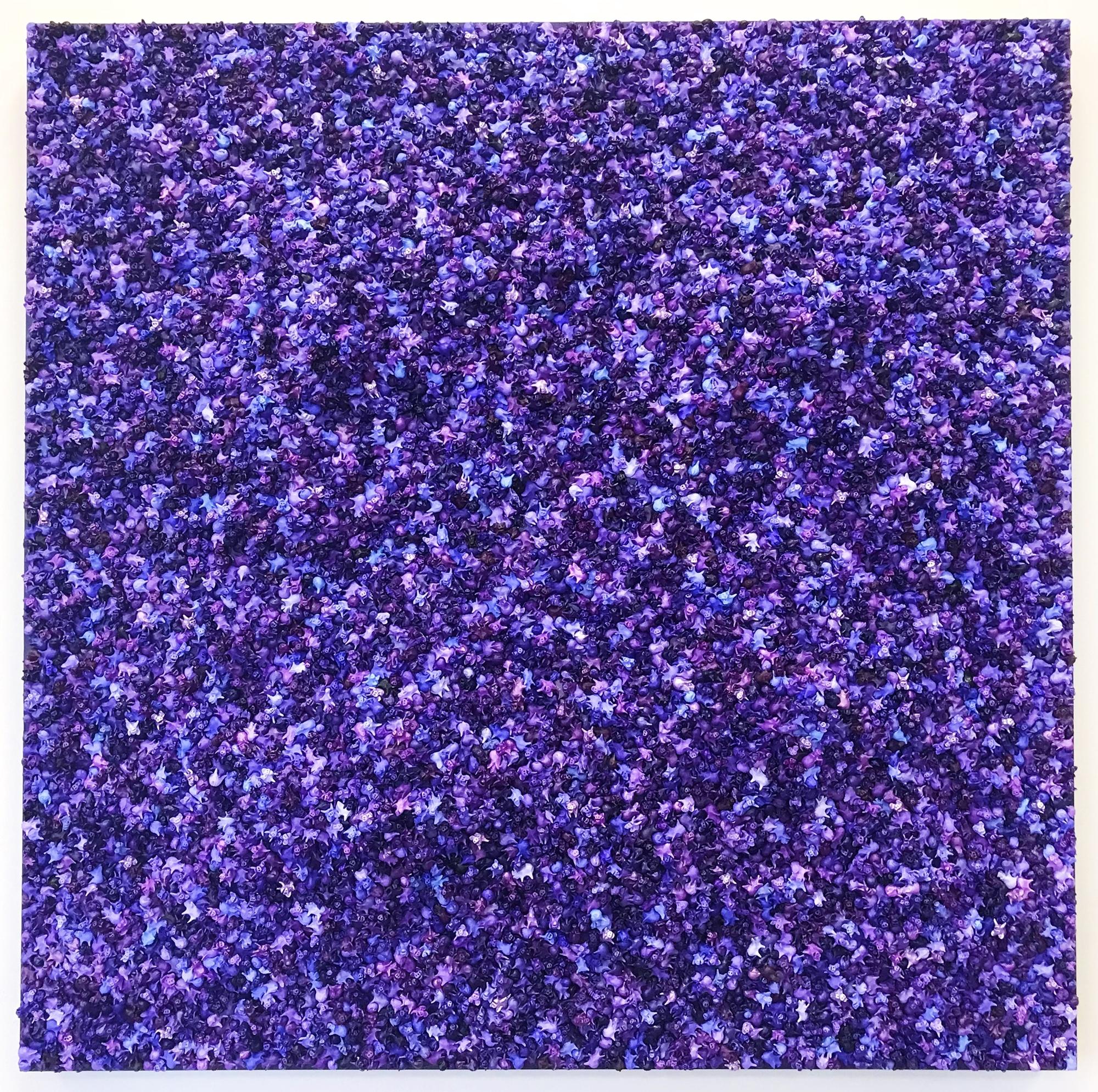 """Purple People 36""""x 36"""""""