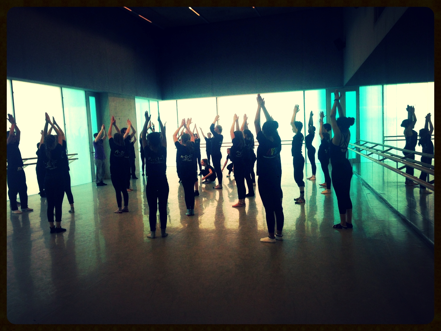 'Lord of the Flies' workshop with Matthew Bourne's New Adventures Company