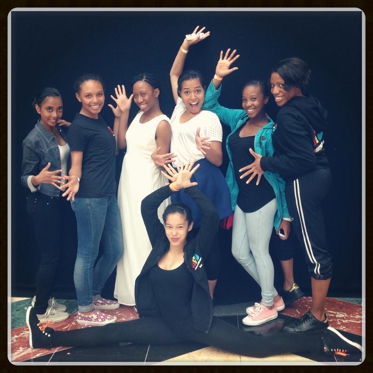 Big Dance 'Youth Dance Day' 2014