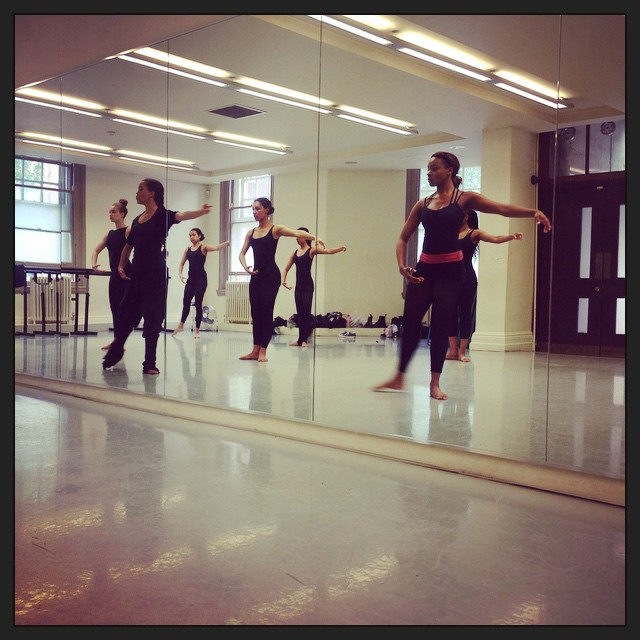 Lion King workshop with Shelley Maxwell