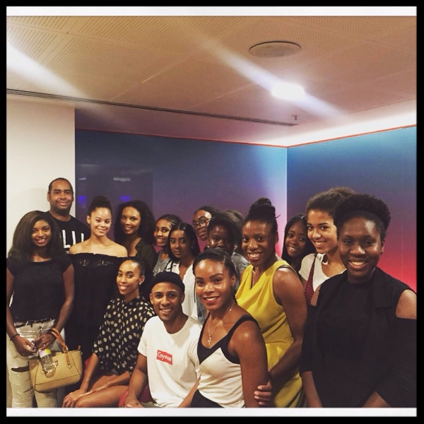 Artistry Youth Dance meets Alvin Ailey
