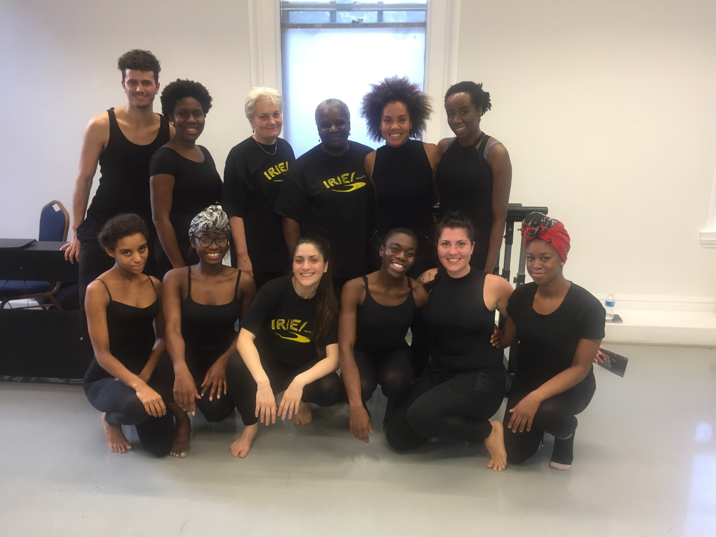 Artistry Youth Dance with Irie Dance Theatre