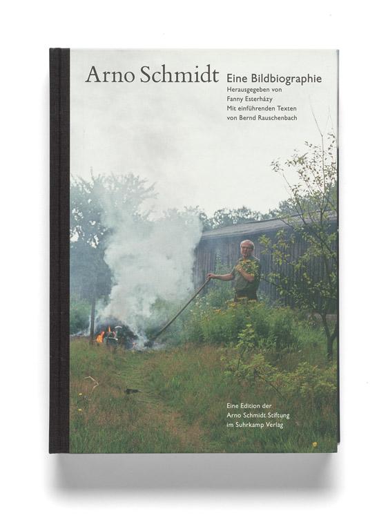 Arno Schmidt – Eine Bildbiographie