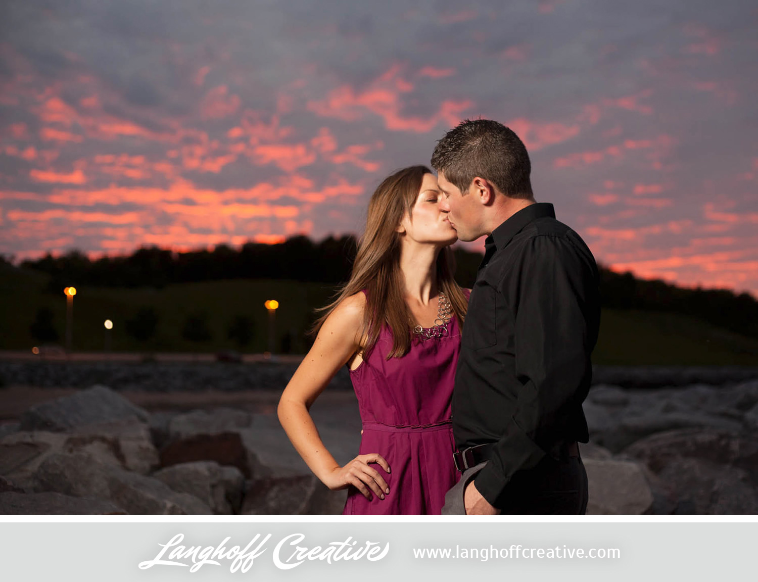 """Adam and Michelle are getting married on November 2, 2013 at  Circa on Seventh  in downtown Kenosha followed by a honeymoon in Riviera Maya, Mexico. """"I honestly can't wait to be Adam's wife and officially a Zimmerman. I look forward to seeing what's next for our life story and hopefully starting a family,"""" Michelle said. """"Maybe having the 'wife' title will help me with learning things like cooking, cleaning and gardening - ha!"""""""