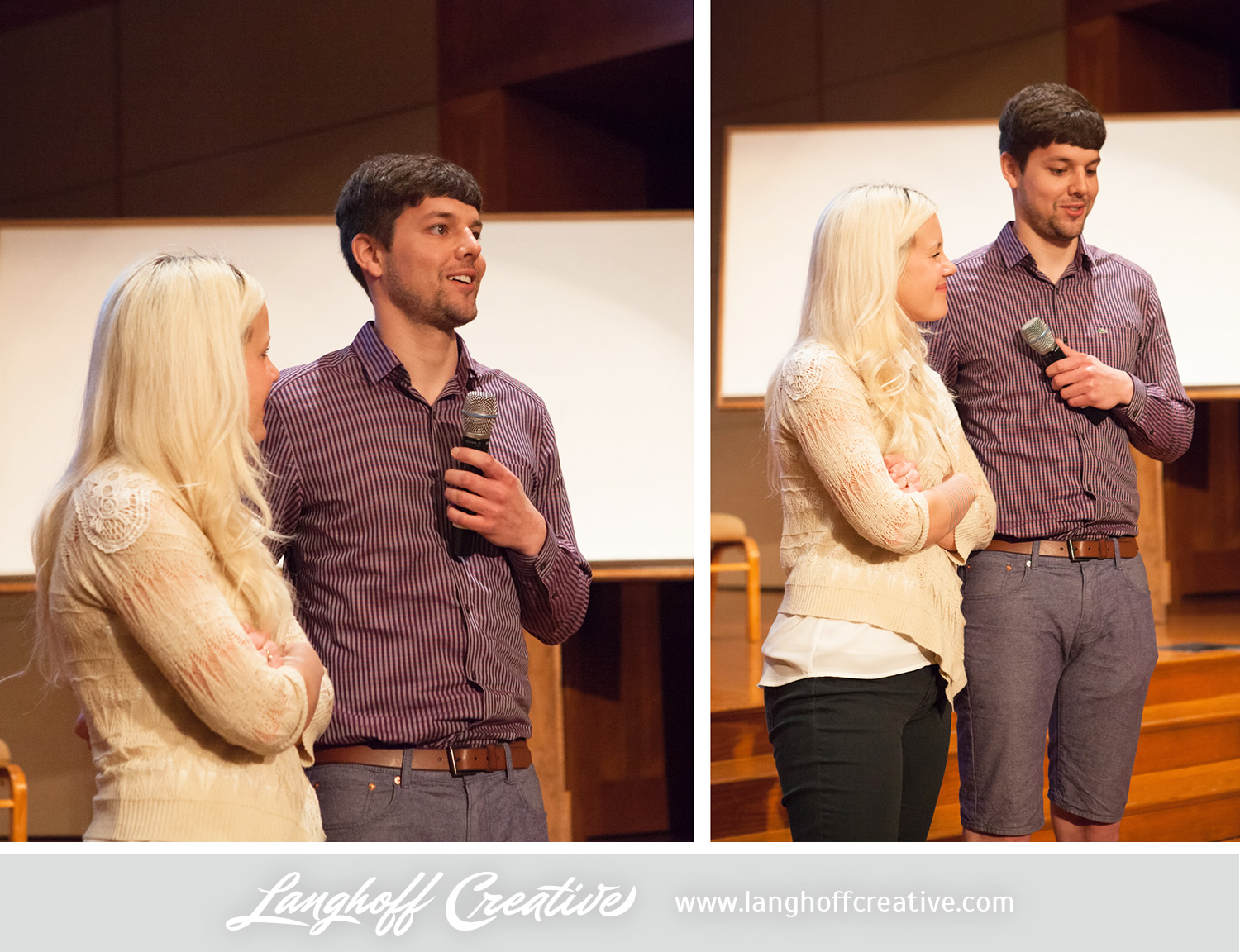 On the last morning, couples get a chance to stand up and share what they learned over the week and what God is doing in their life, business or marriage because of CONNECT. It was neat to hear from Caleb (engaged to Maison) as he thanked all of the couples they had met for showing them what marriage can look like and how to work together in business.