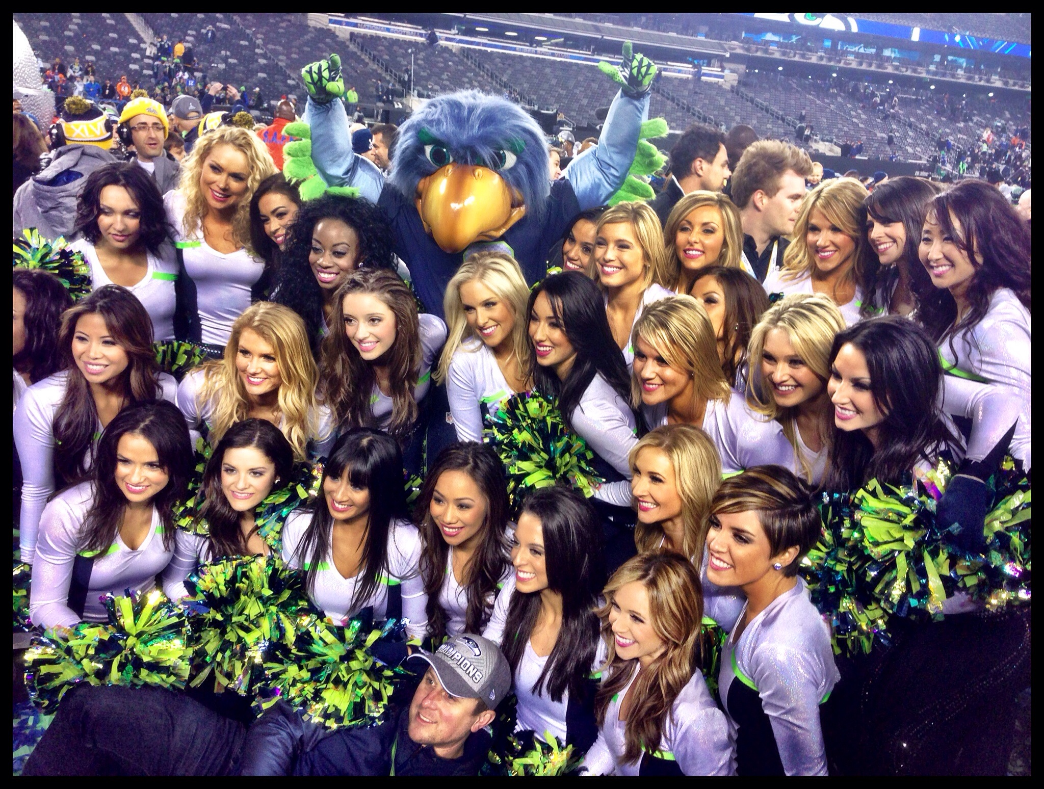 SeaGals and Blitz