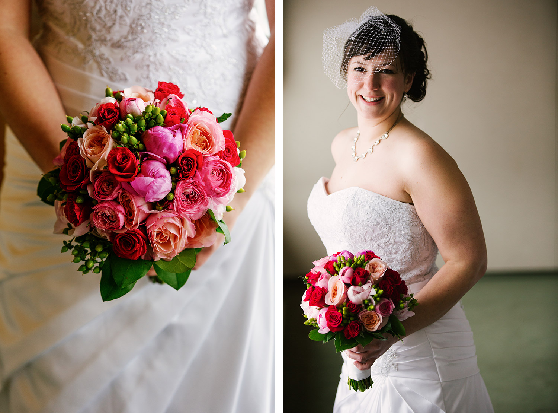bridal portrait in brainerd