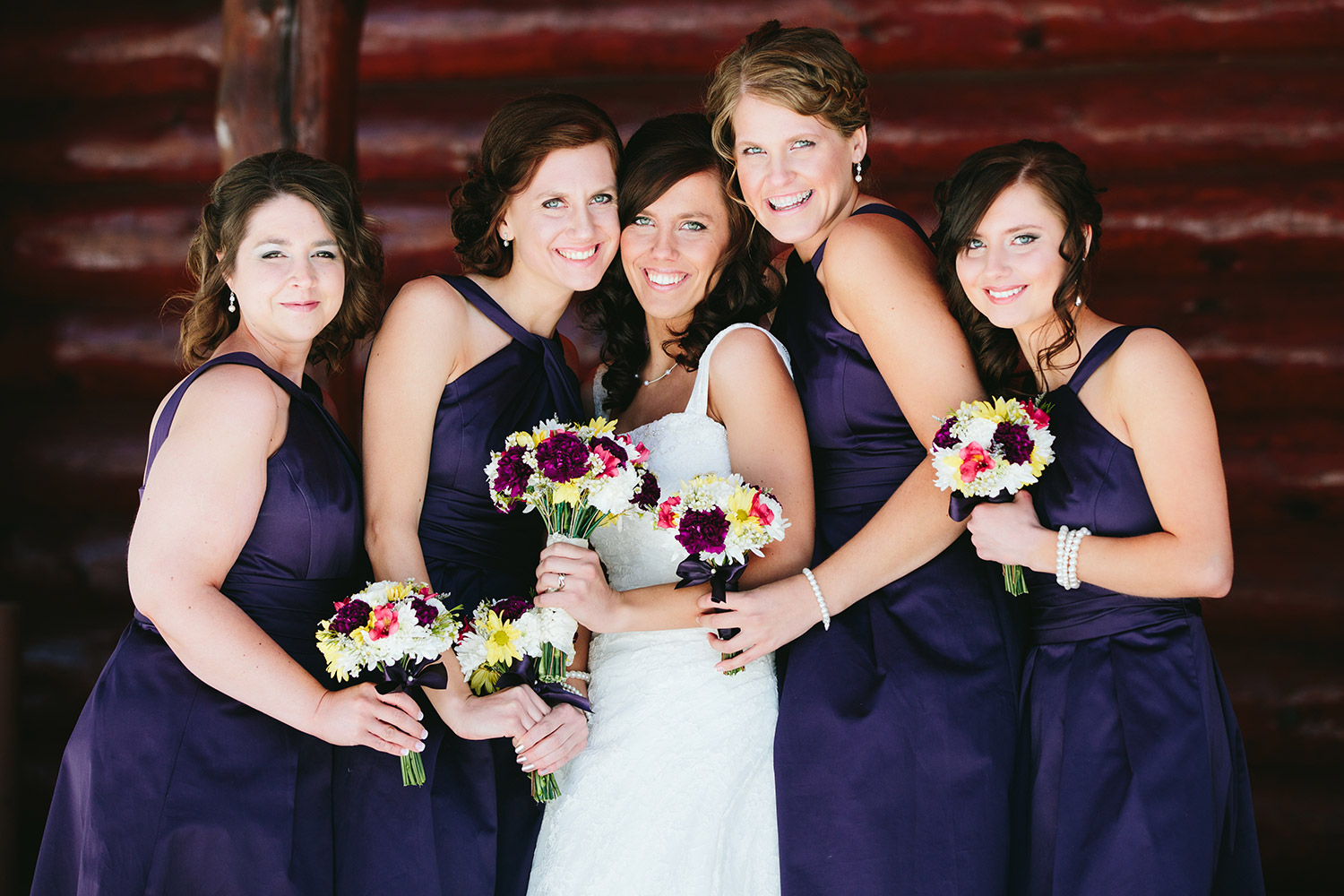 crosslake, mn wedding at whitefish lodge and suites