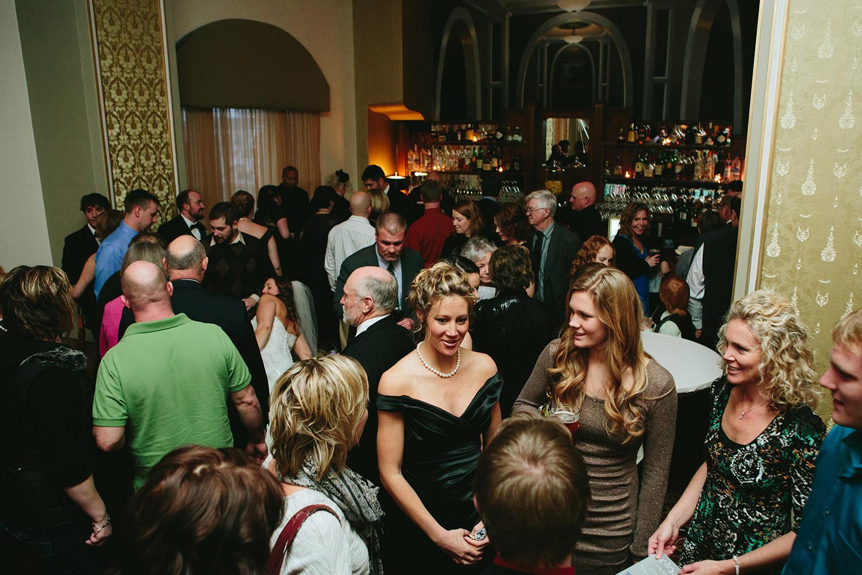duluth wedding at the greysolon ballroom