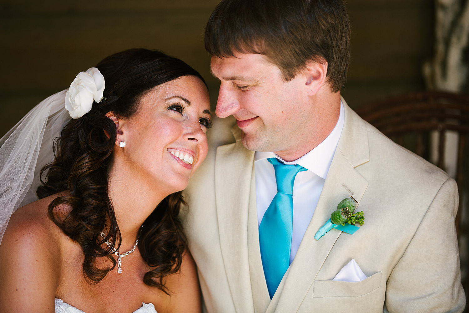gull lake wedding and Cragun's Resort wedding reception