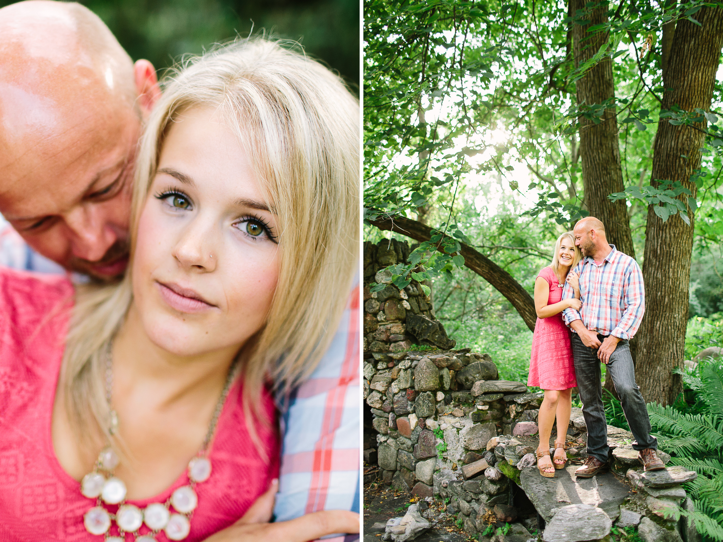 Grand View Lodge Brainerd Summer Engagement Session