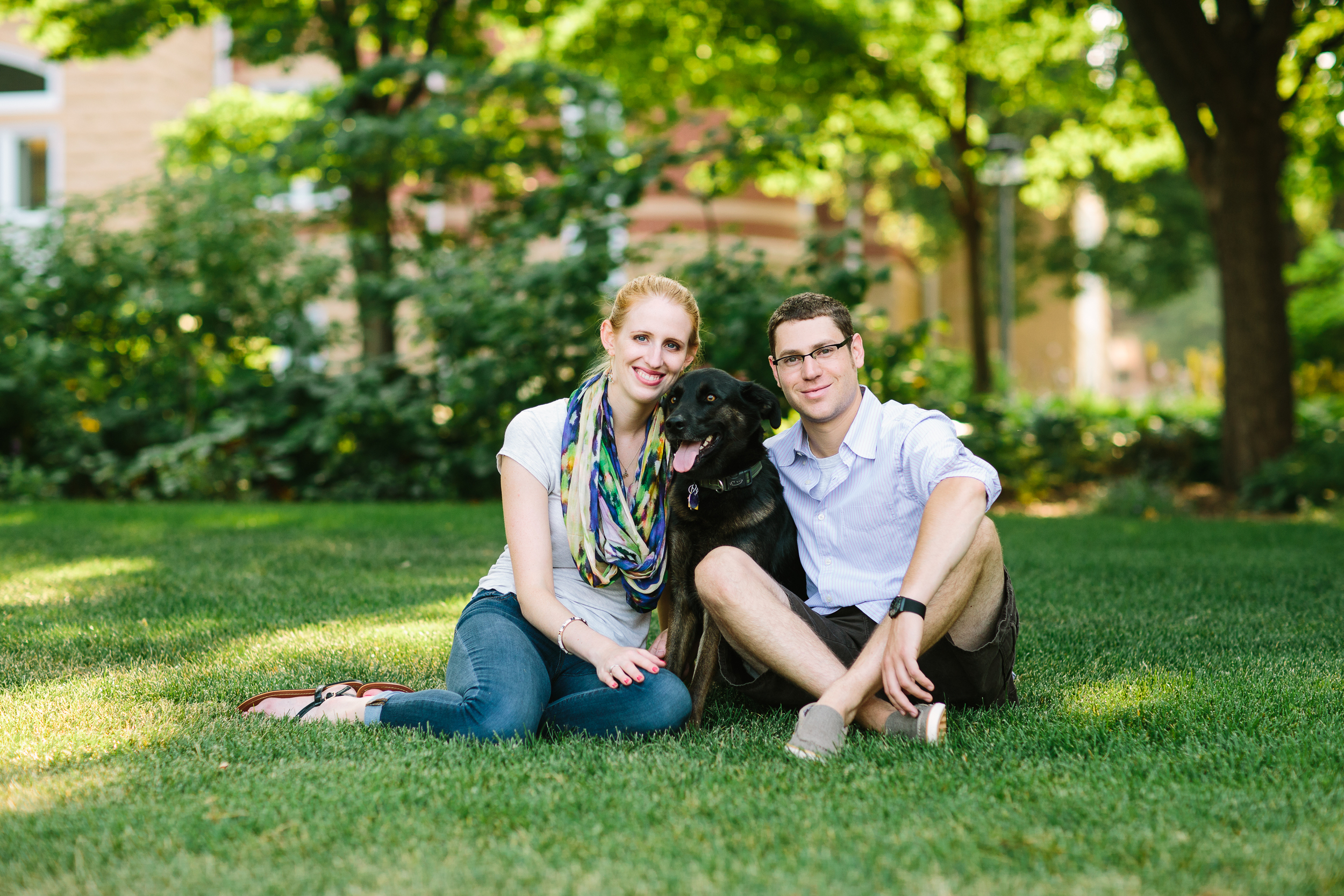 Downtown East Minneapolis Engagement Session