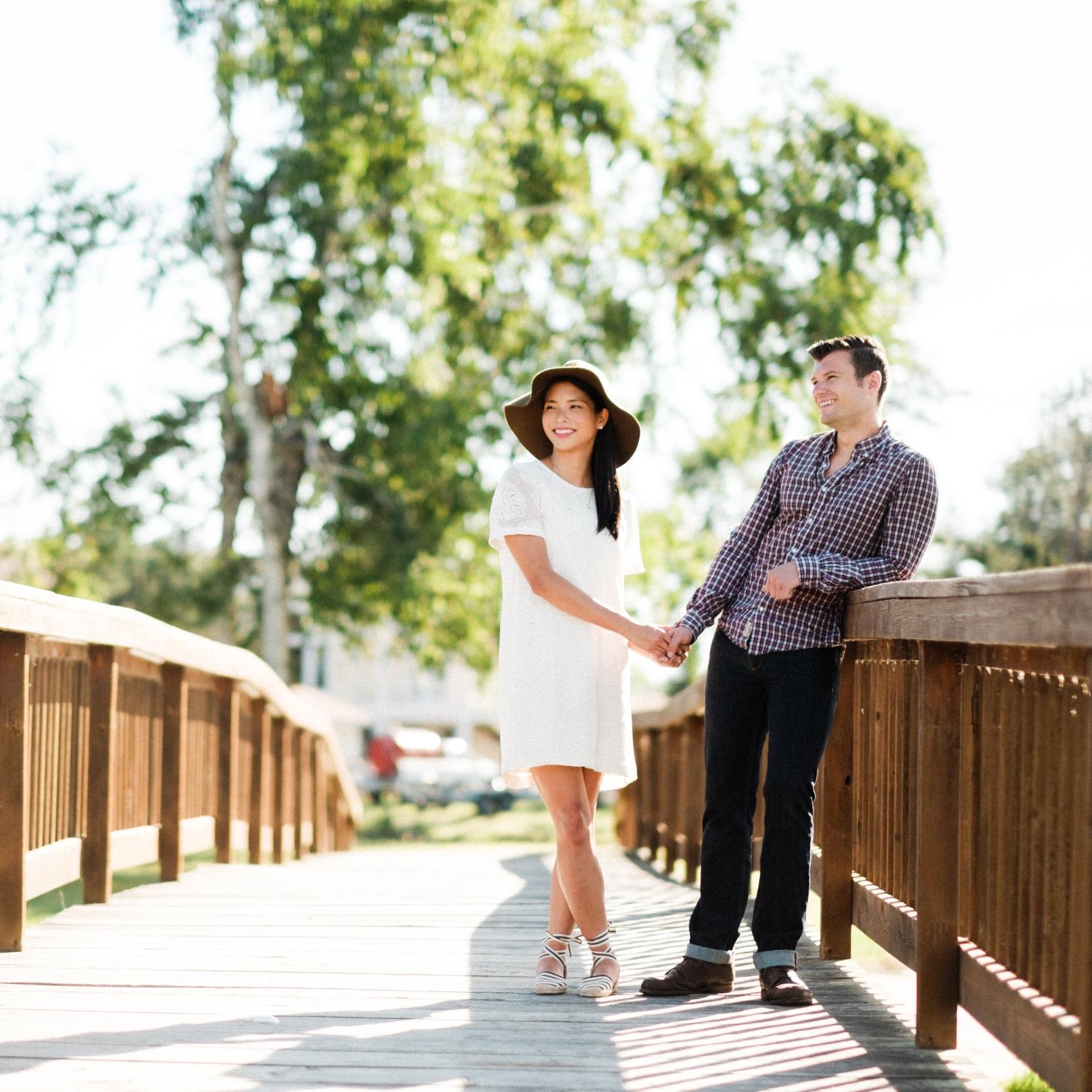 minnesota lakeside wedding