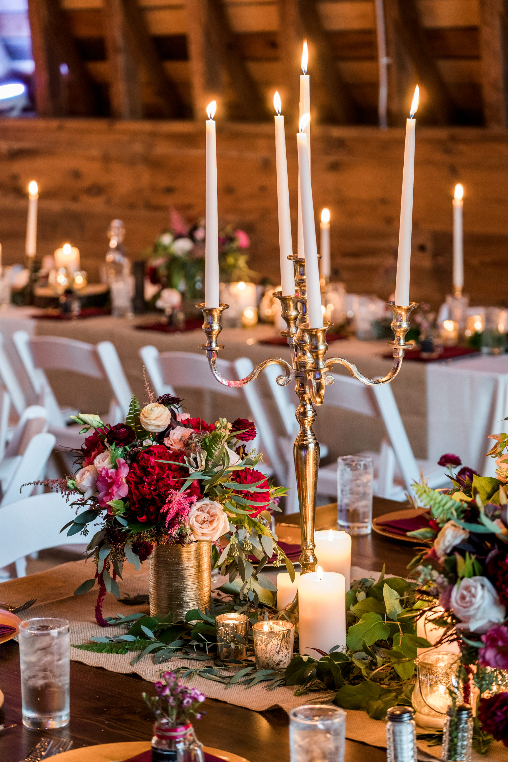 bloom designs and kate kuepers wedding decor