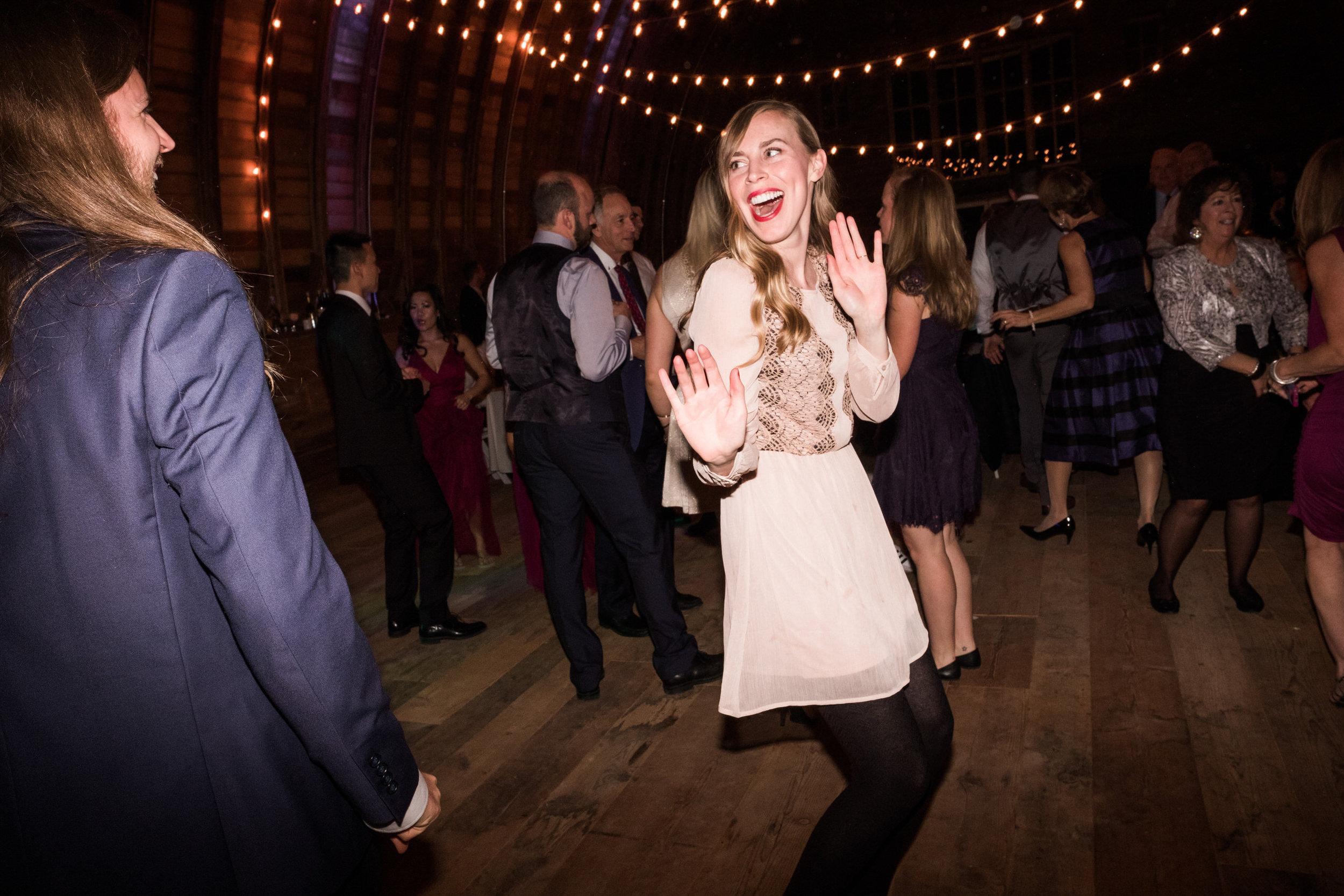 minnesota barn wedding dance