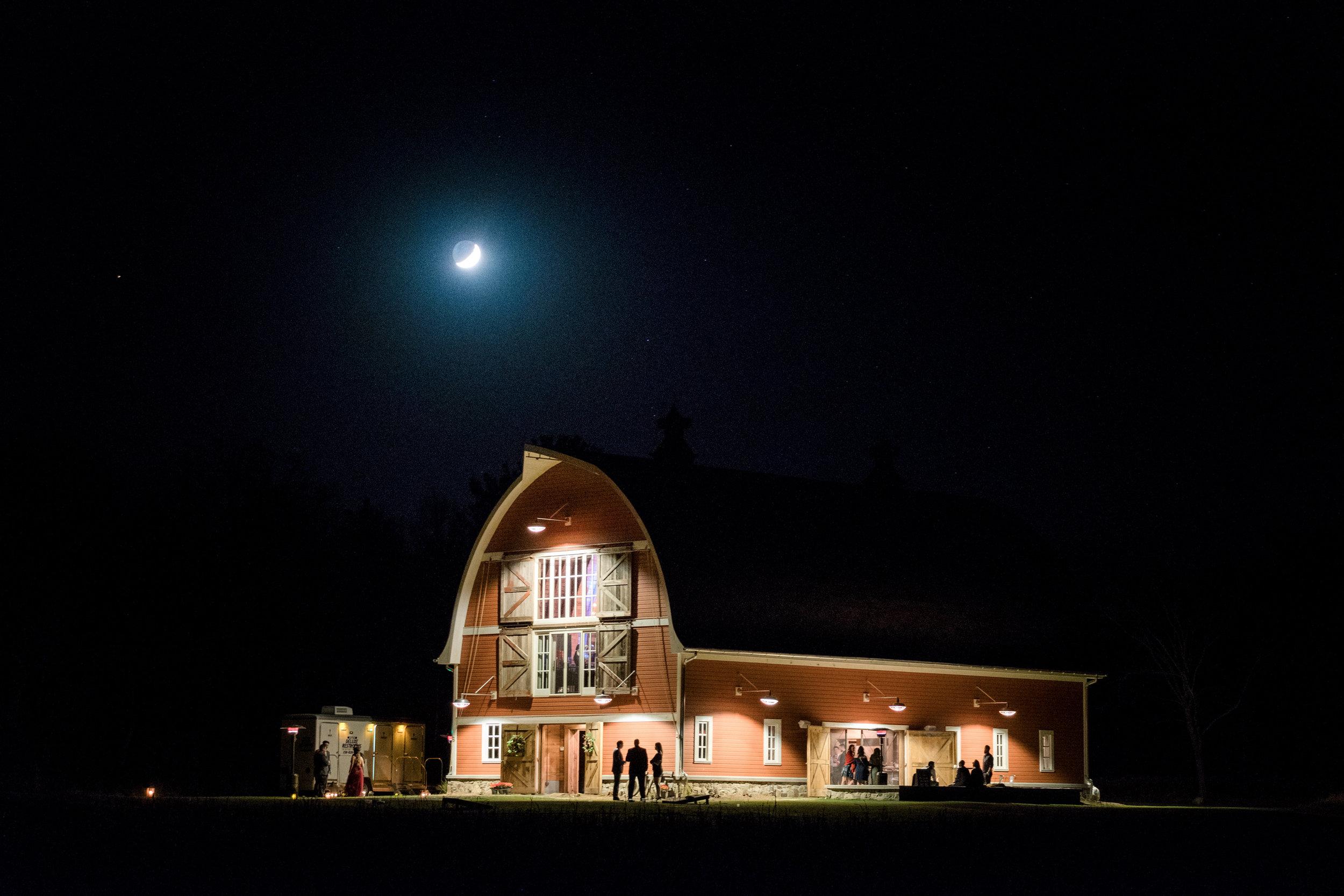 minnesota barn wedding reception locations