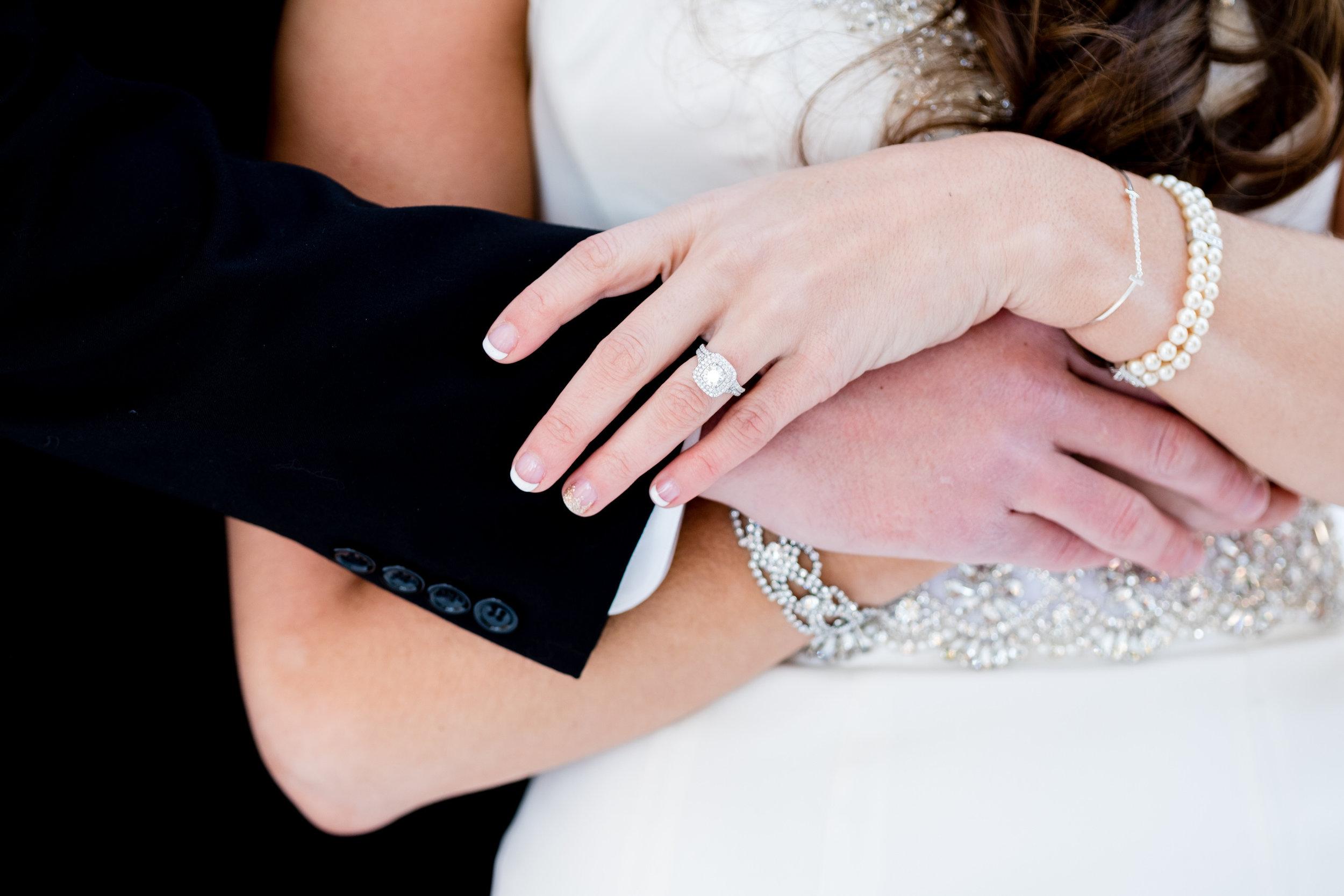 brainerd mn weinter wedding at pine peaks event center