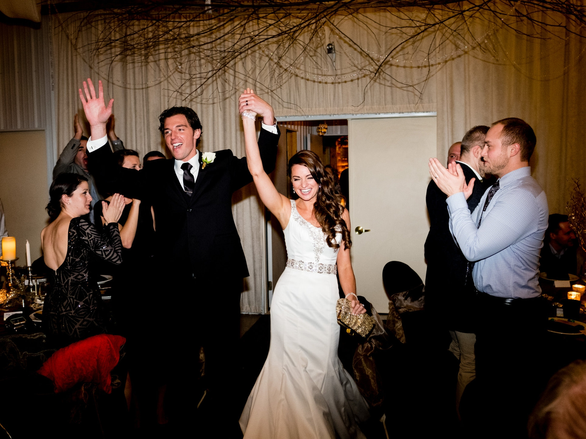 brainerd mn wedding reception
