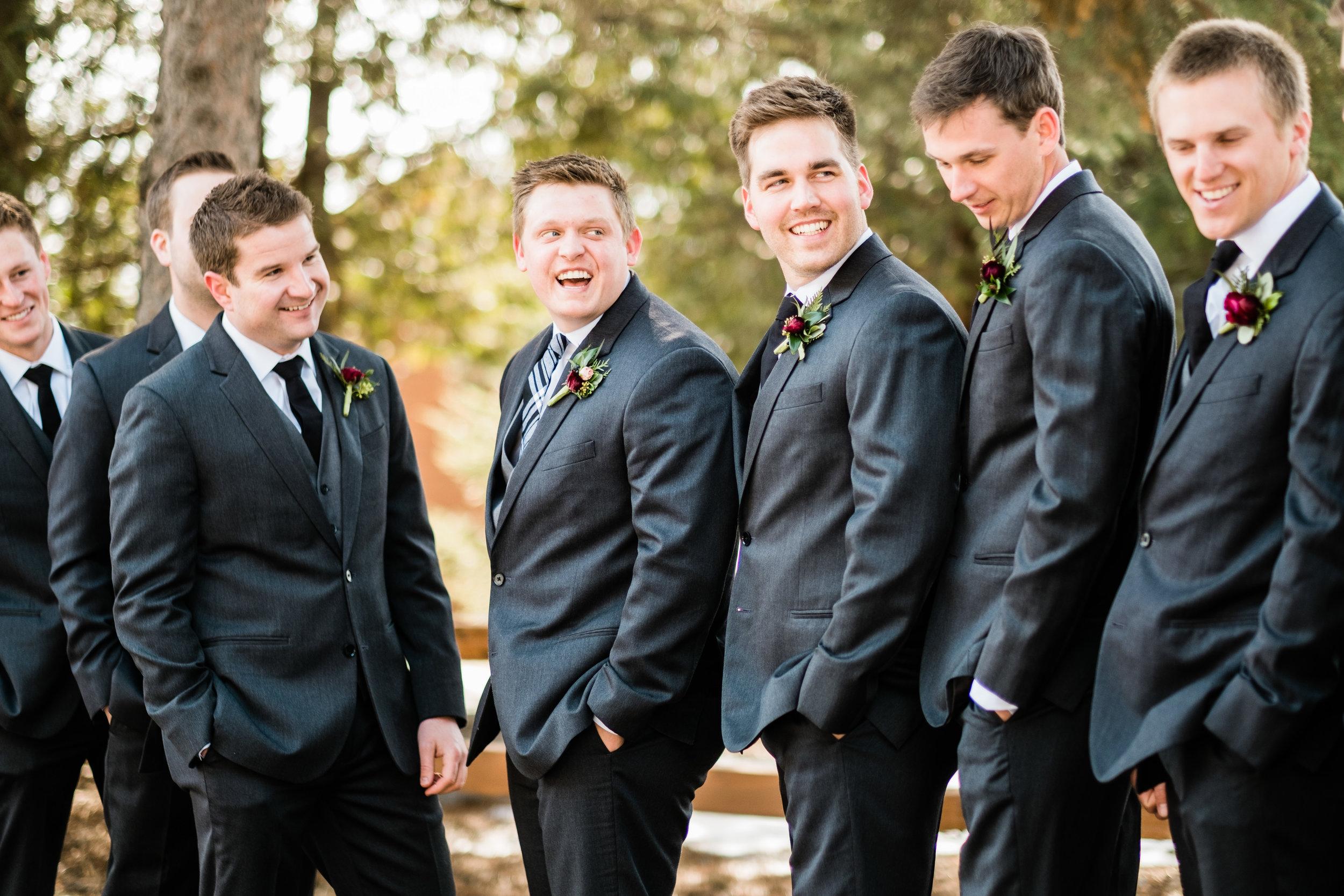 brainerd wedding photographer outdoor wedding at pine peaks