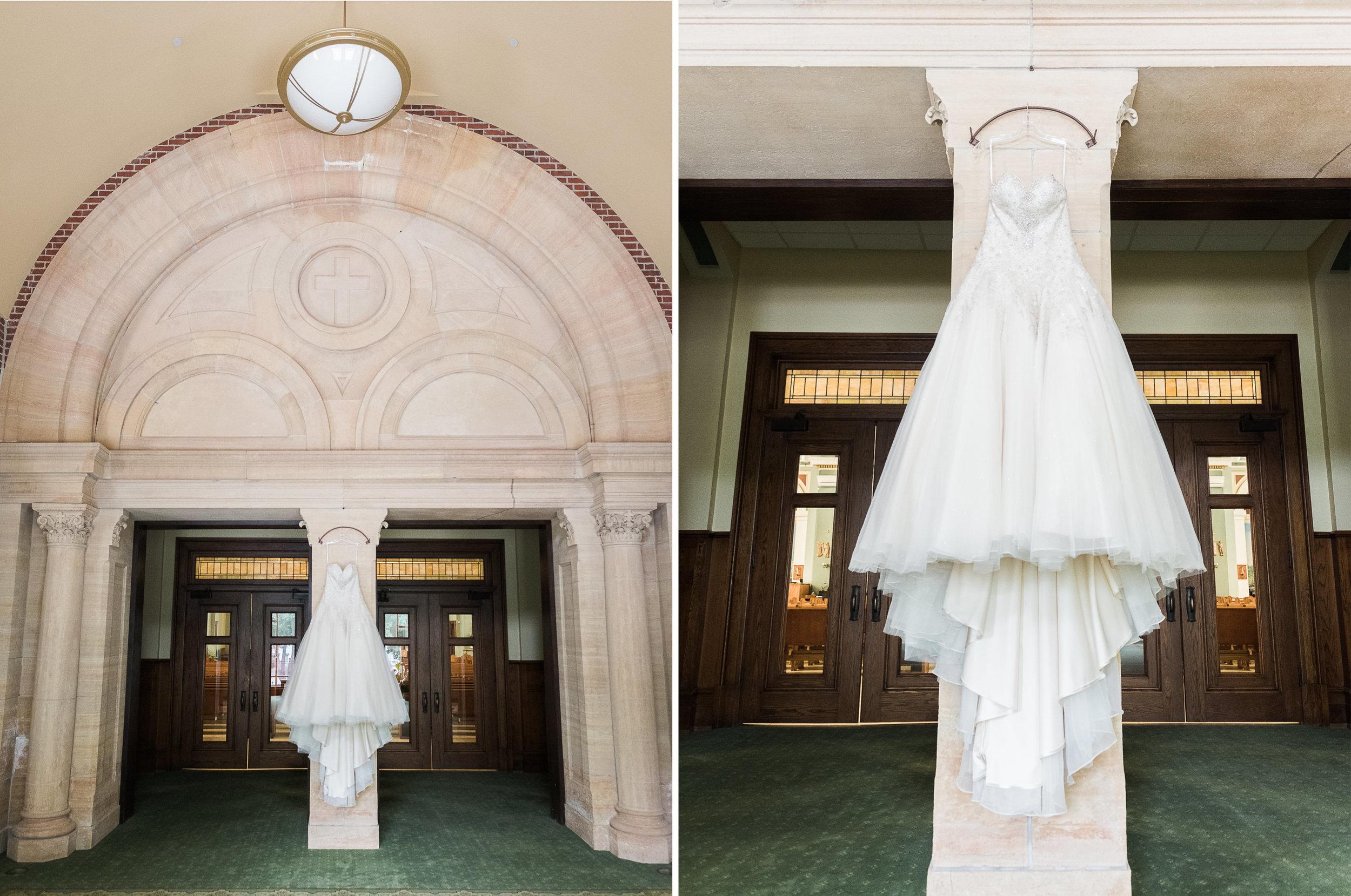 Holy Redeemer Marshall MN Prairie wedding