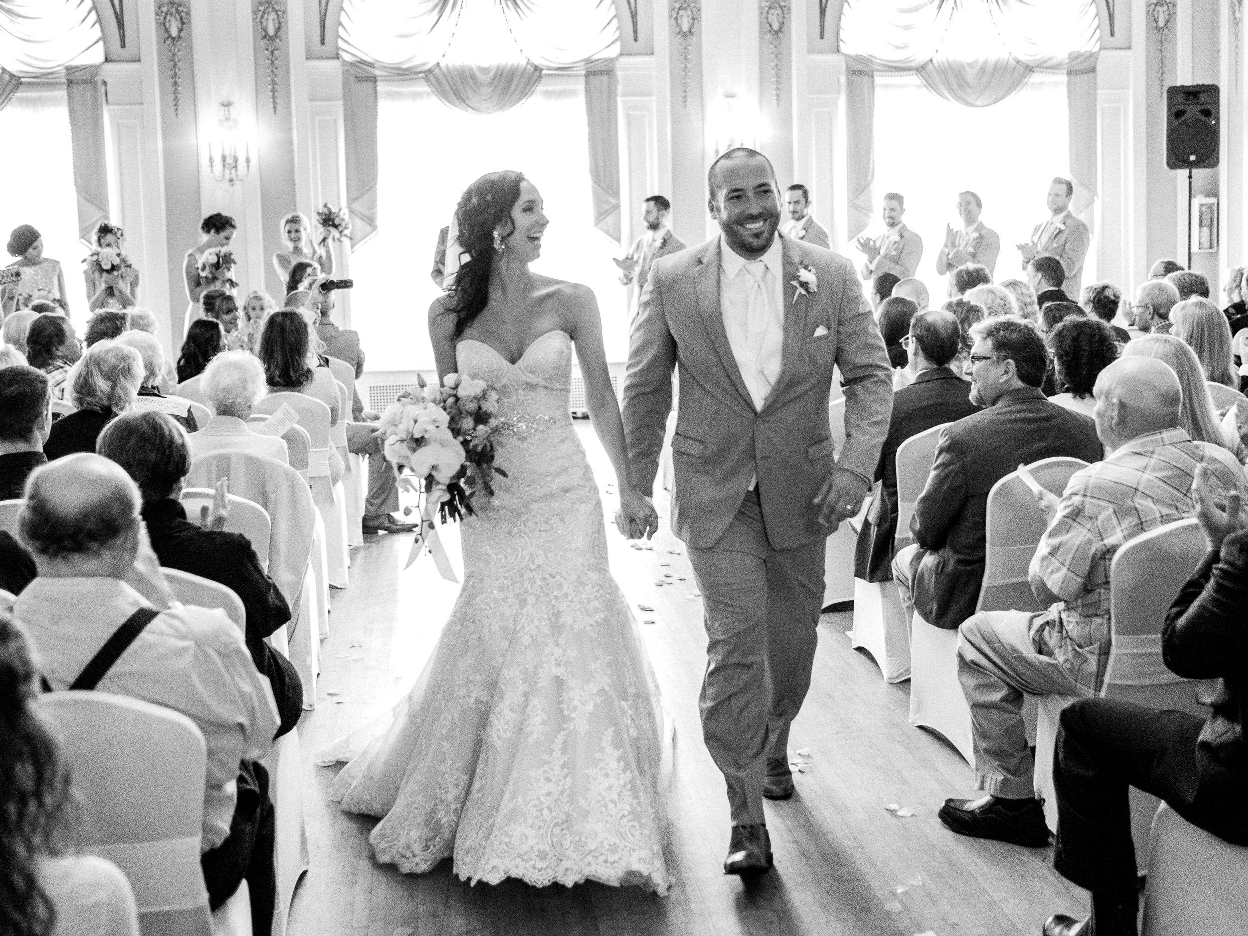 Duluth Wedding at Greysolon Ballroom