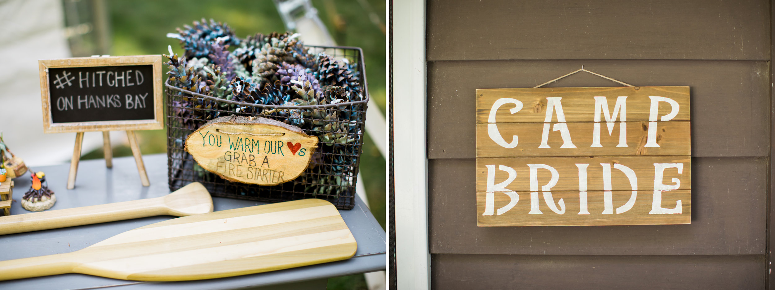 Minnesota Lake Cabin Summer Wedding
