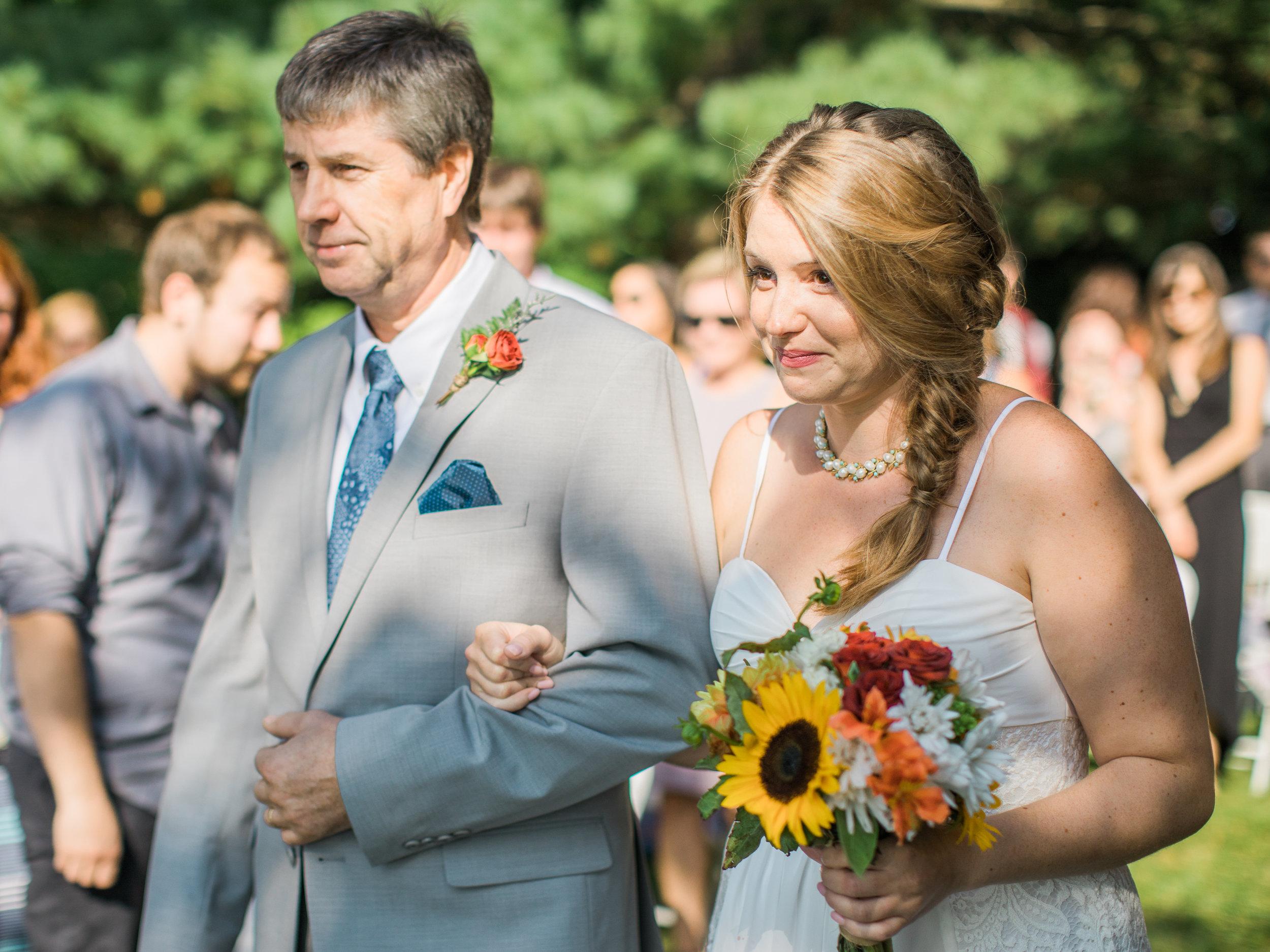 Minnesota Lakeside destination wedding near Brainerd