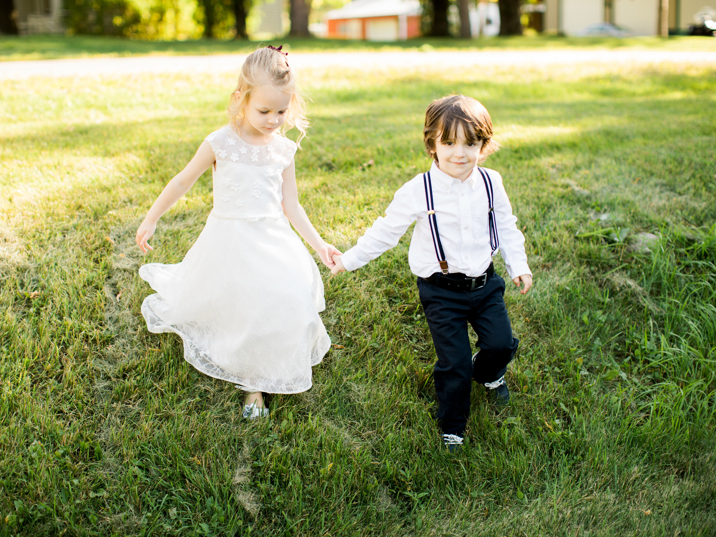 Minnesota Lakeside destination wedding photographer in Northern MN