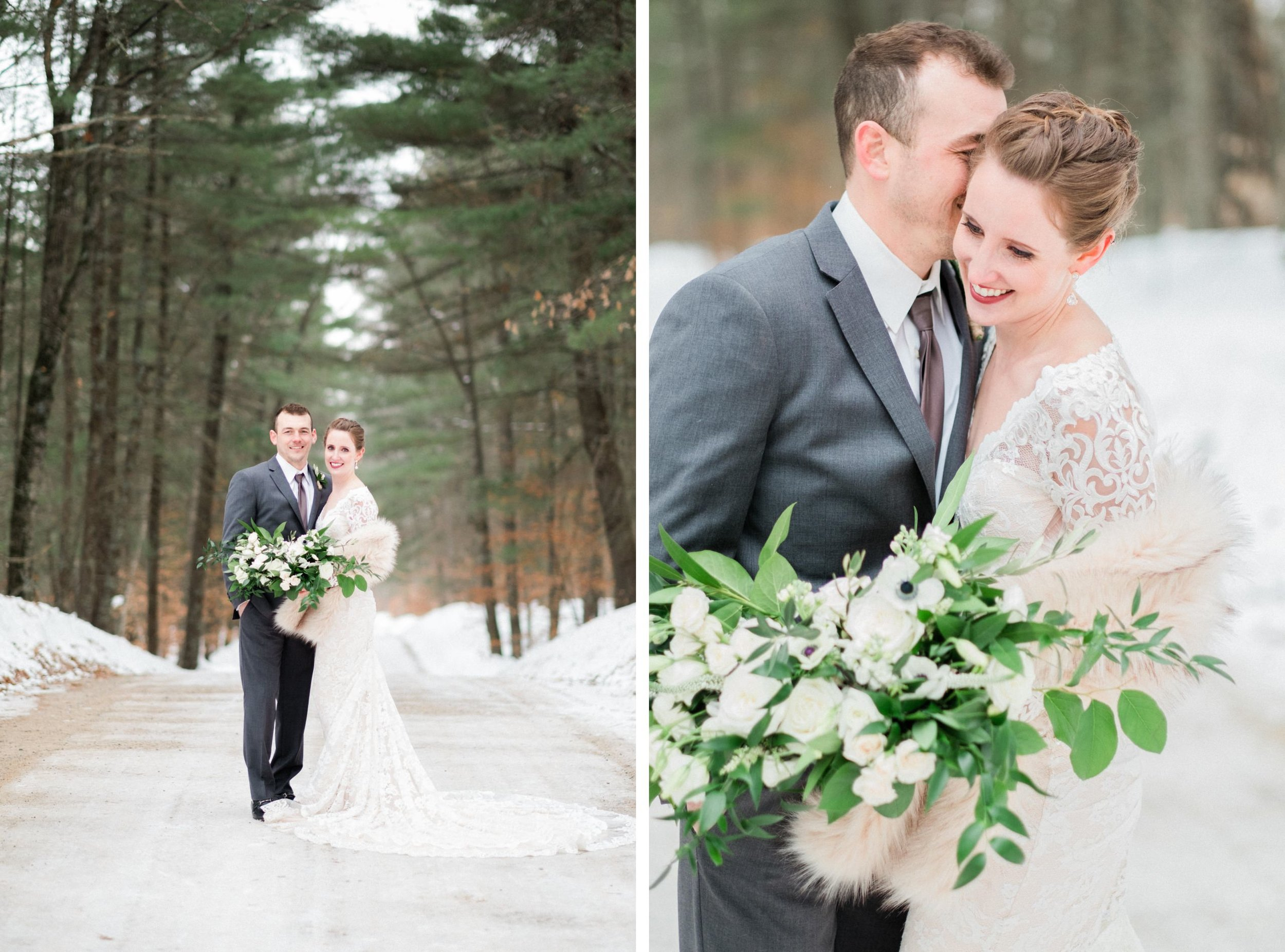Wedding photography in Northern MN near Brainerd and Crosslake