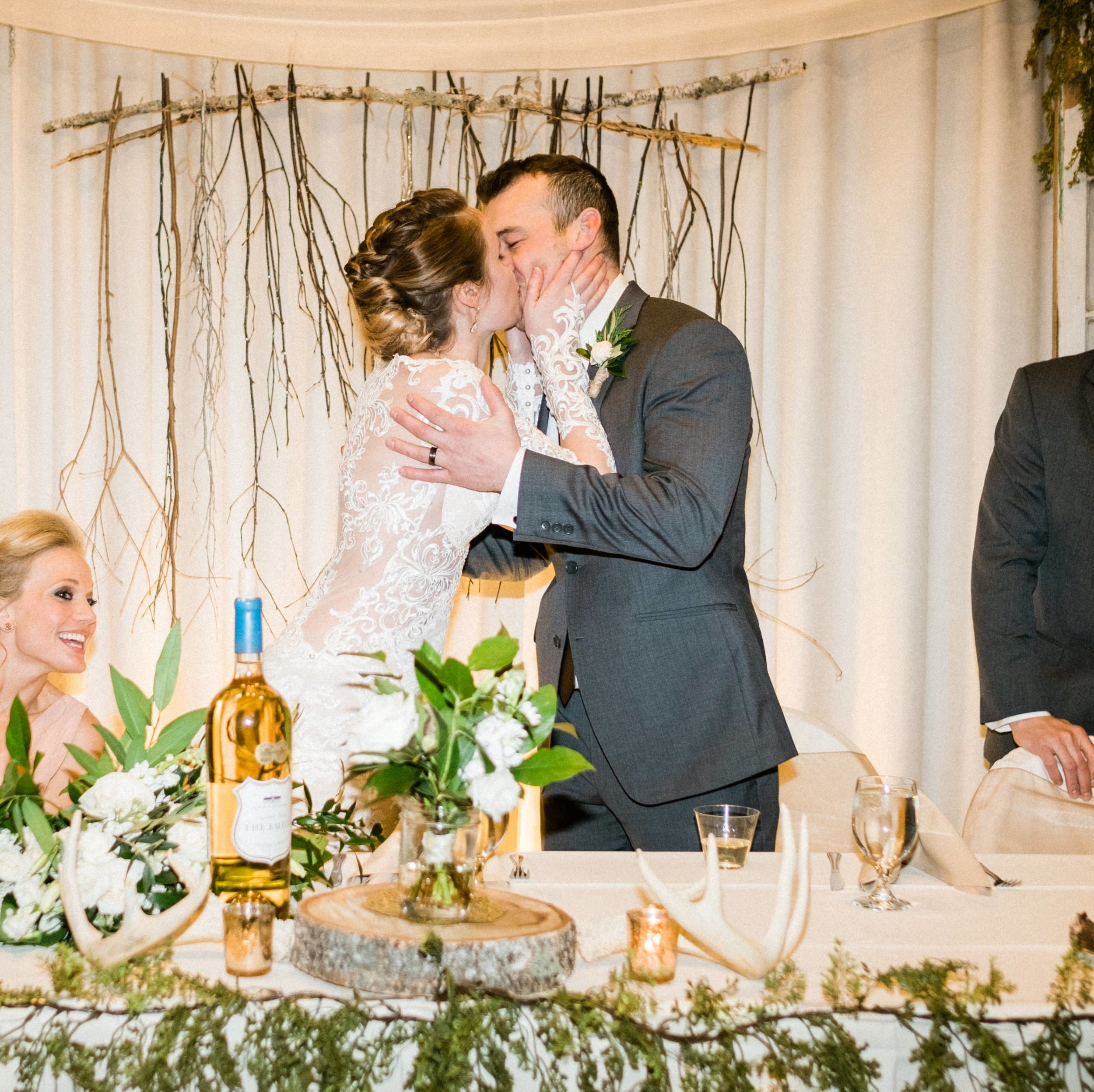 Northern MN Wedding venue in the Brainerd Lakes and Crosslake Ar