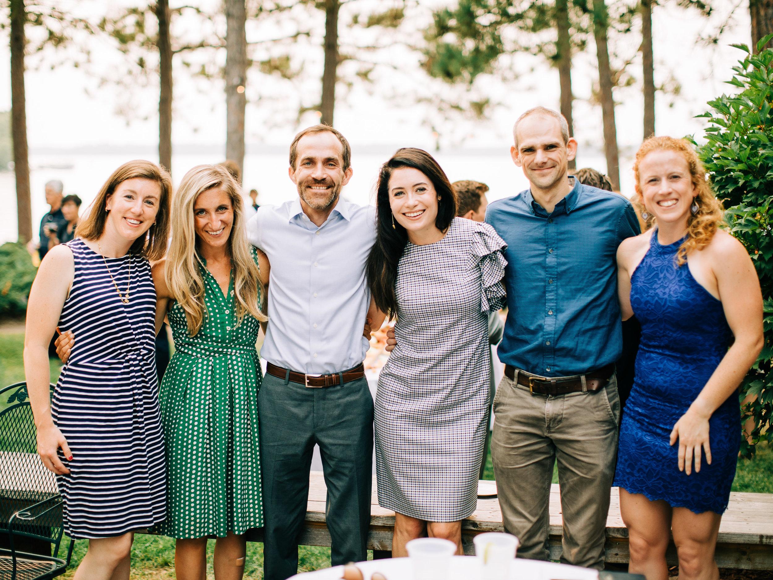 Lakeside Patio Wedding at Manhattan Beach Lodge in Crosslake, MN