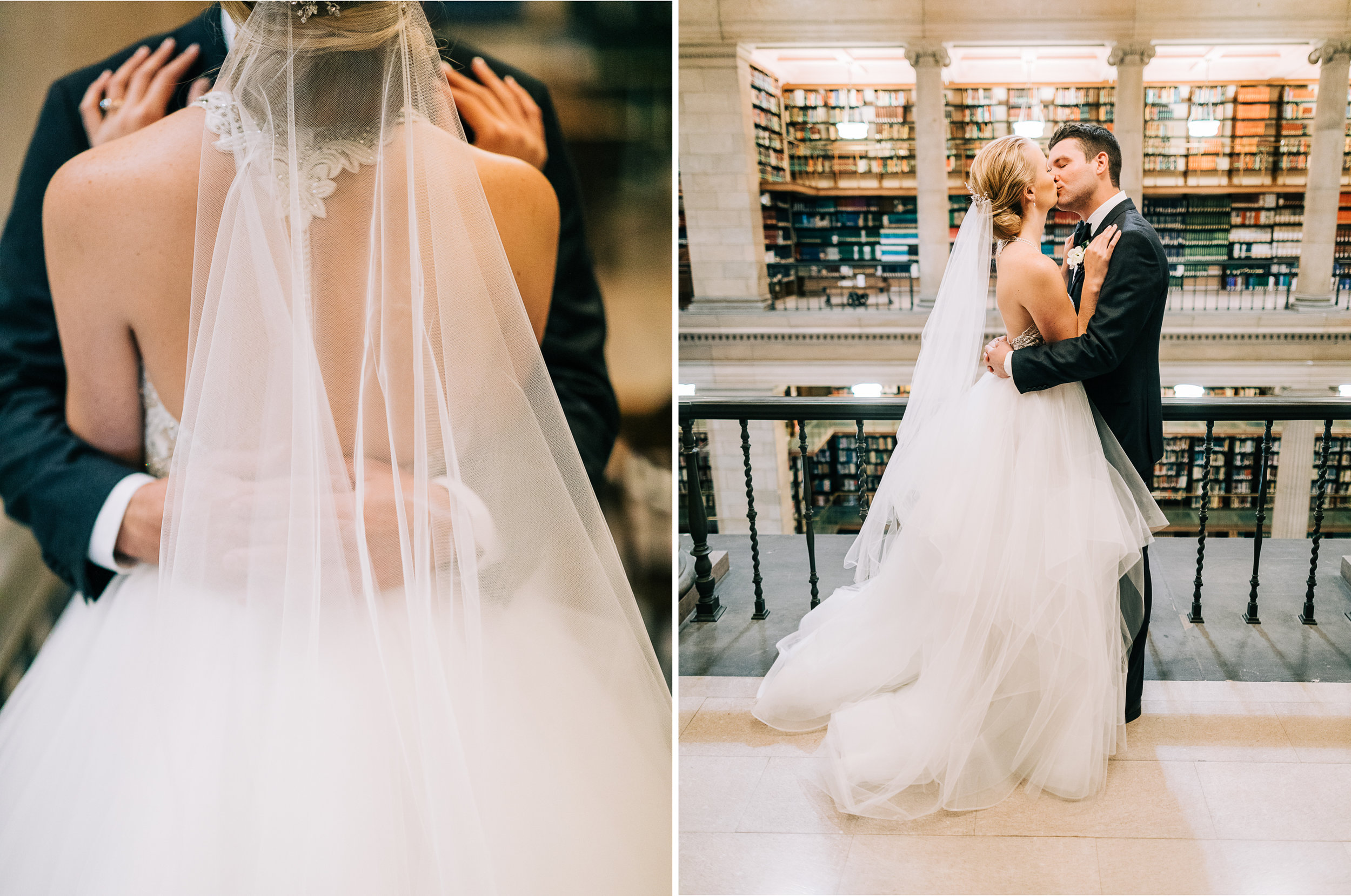 James Hill Library Wedding in Saint Paul, MN