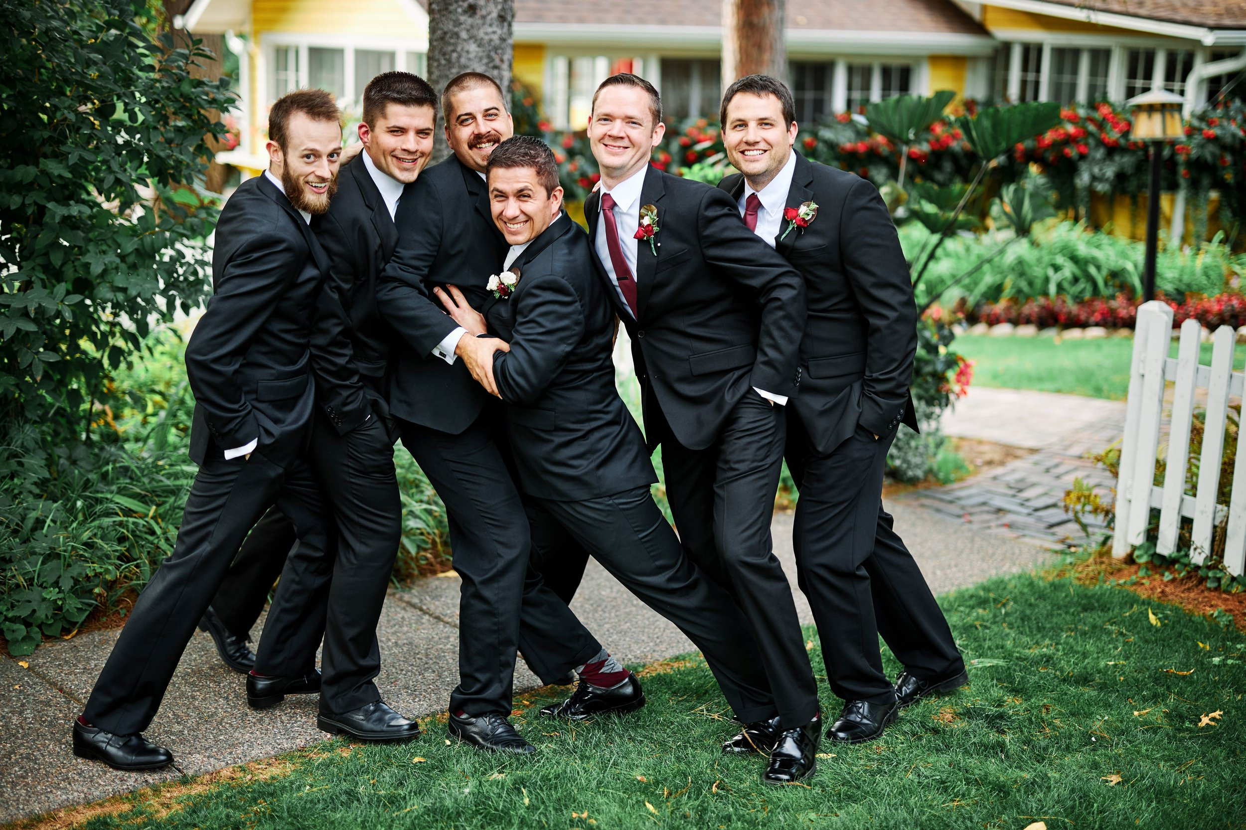 St. Francis Wedding and Grand View Lodge Reception