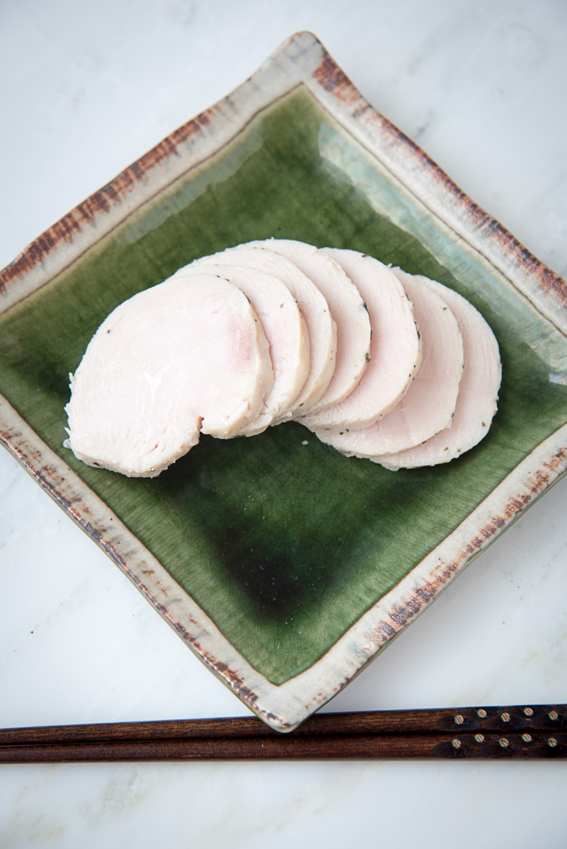 Homemade Chicken Ham by Kayako Sareen