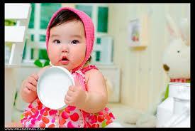 Korean Baby Shoot