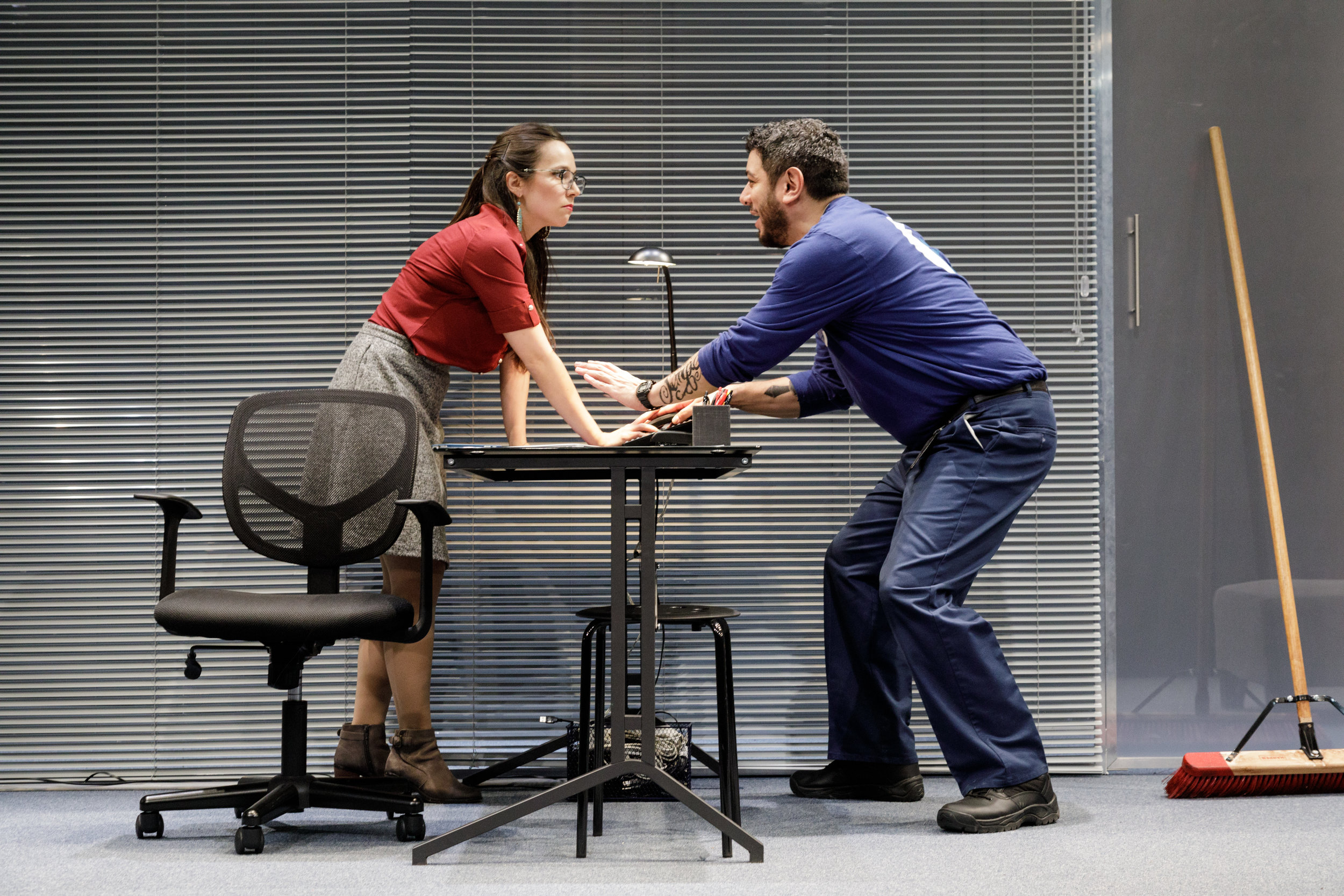 Annie Dow and Eddie Martinez in Tanya Saracho's FADE at Primary Stages-3.jpeg