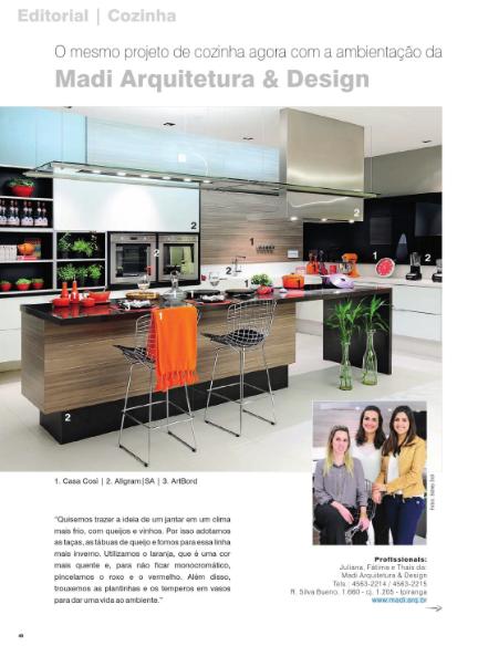 Fonte: Revista em Casa - Junho/2013