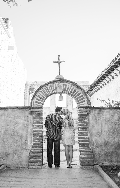 Mission San Juan Capistrano Engagement