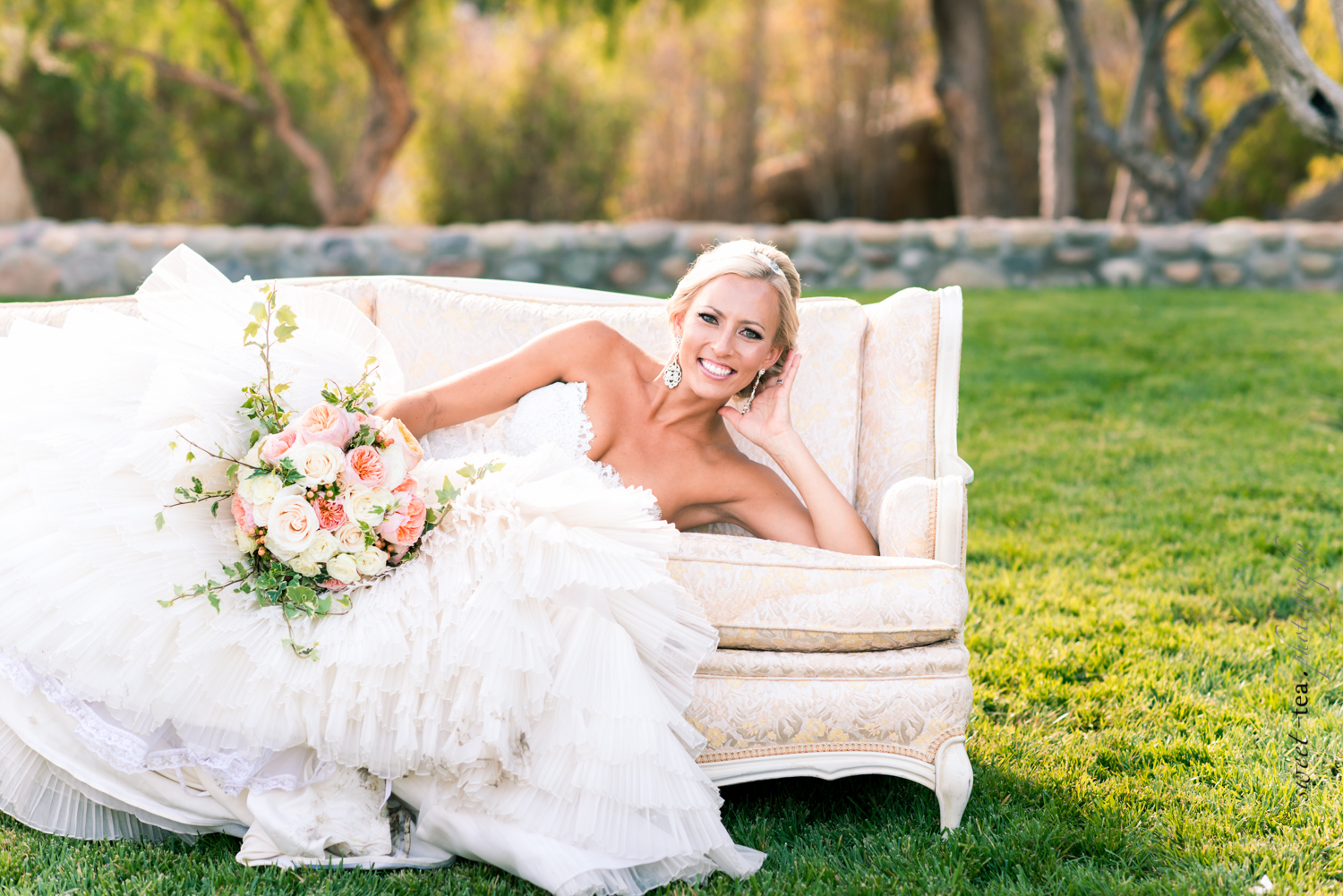 Orange County Estate Wedding